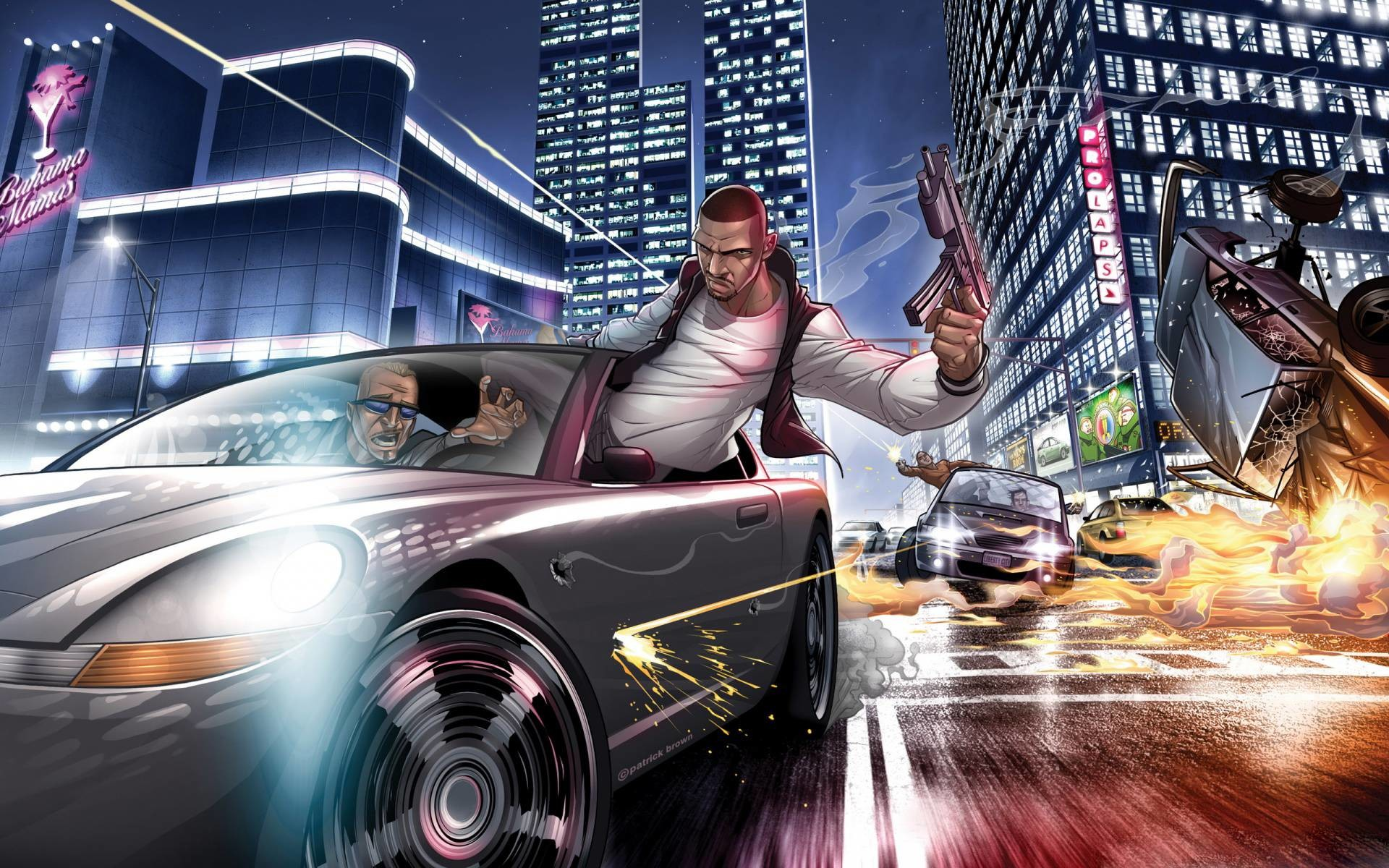 gta wallpapers (77+ pictures)