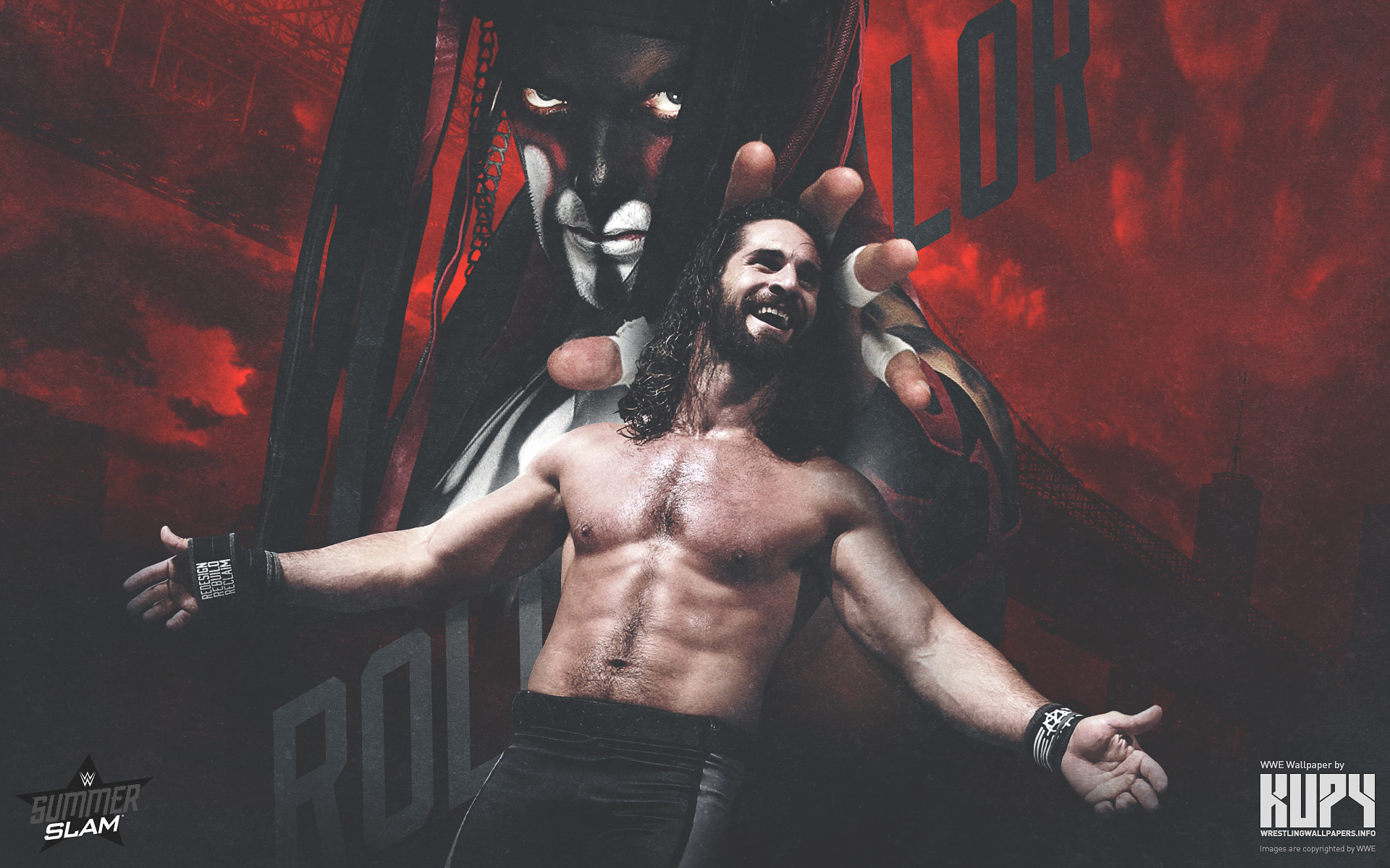 Seth Rollins Wallpapers 85 Pictures