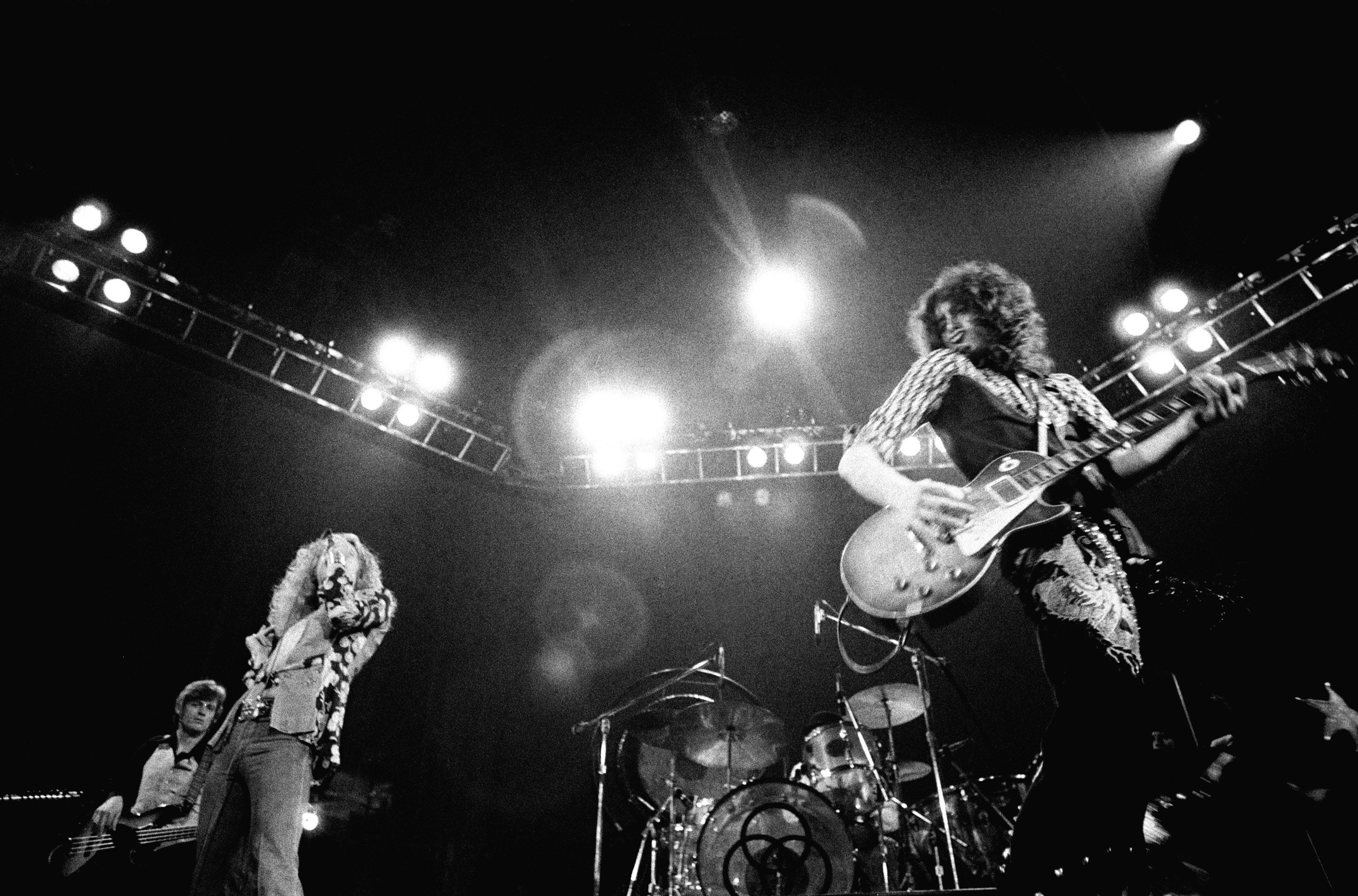Led Zeppelin Backgrounds (69+ pictures)