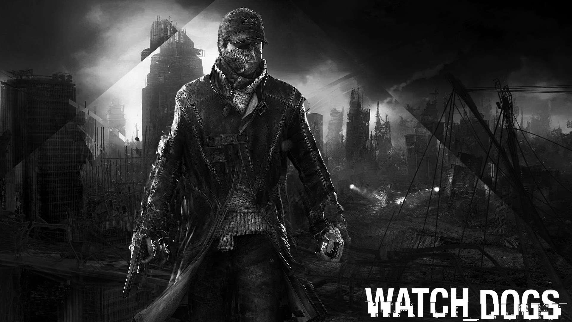 Watch Dogs Wallpapers 80 Pictures