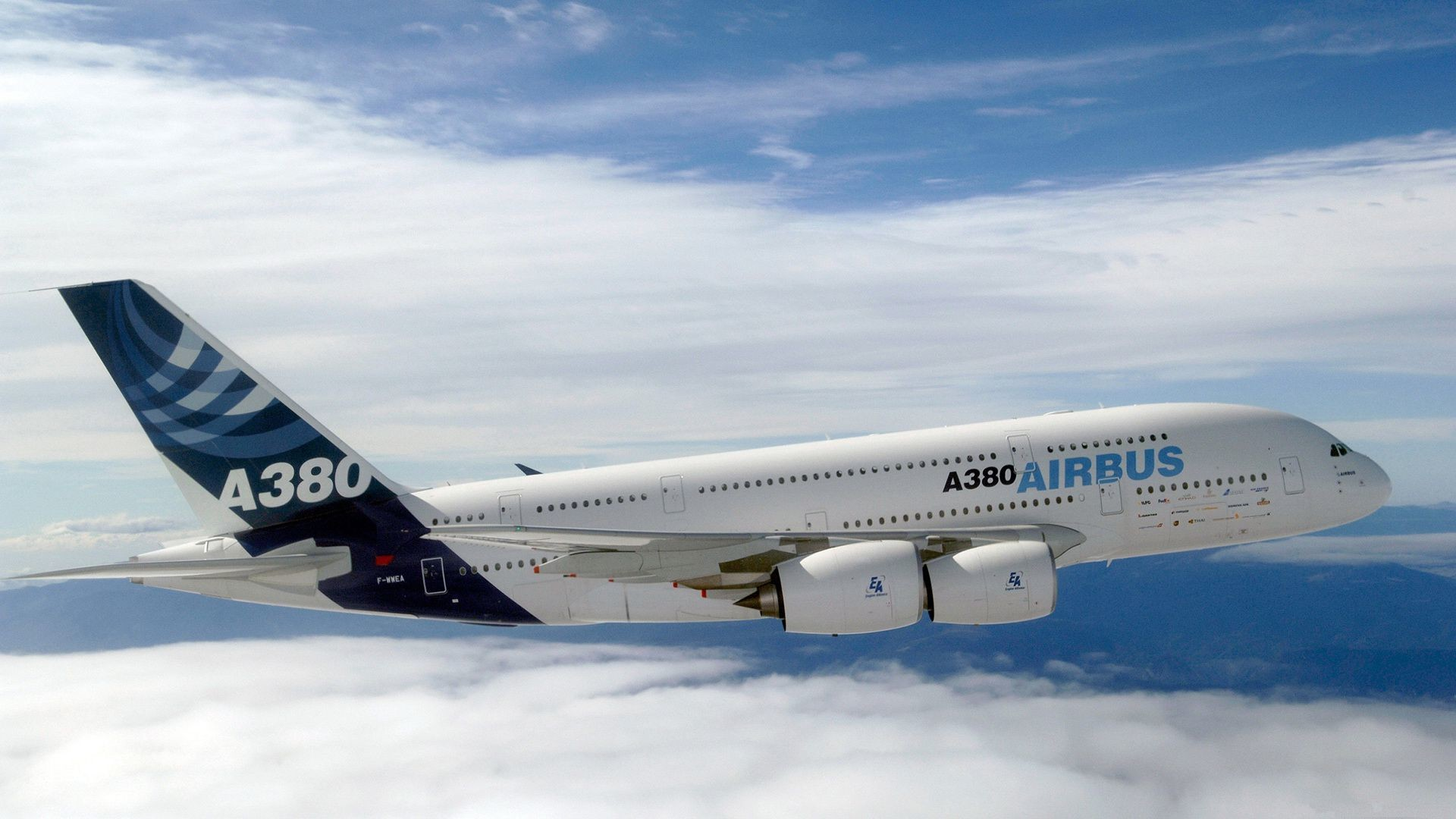 Airbus Wallpaper (71+ pictures)