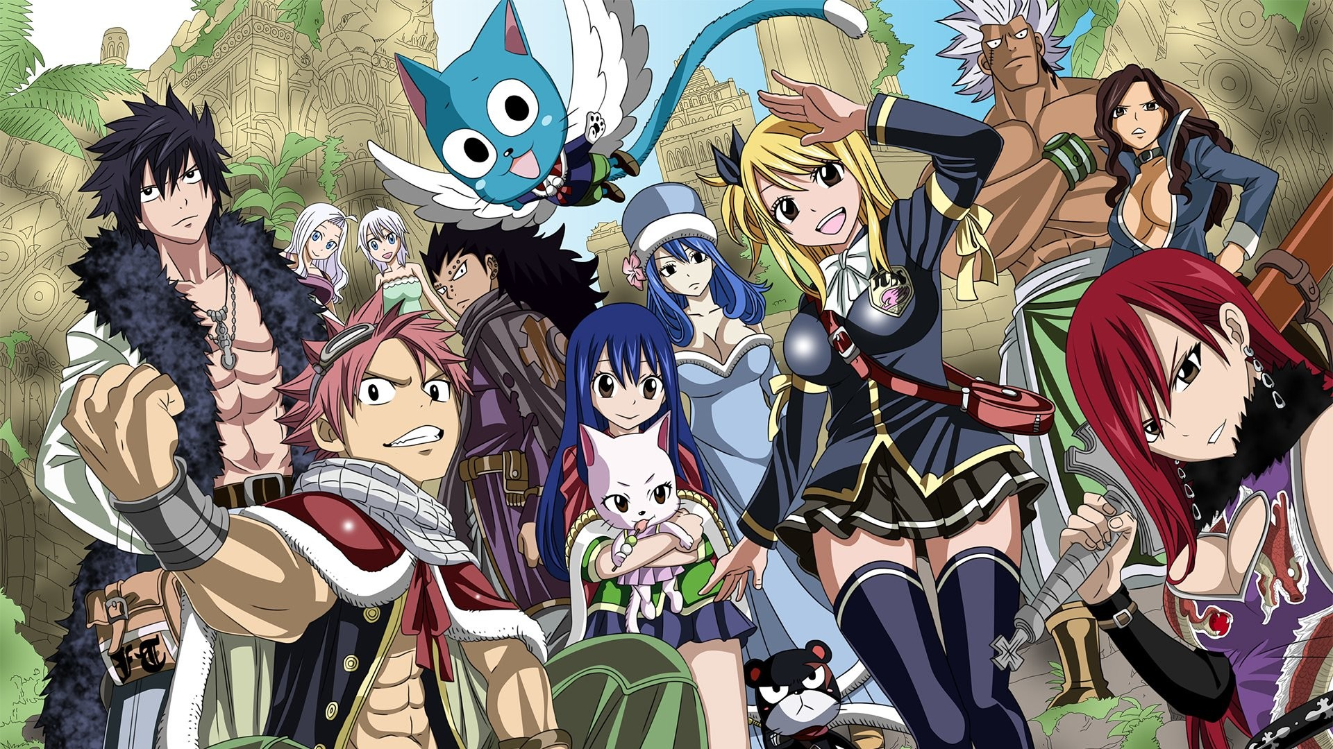 Fairy Tail 2018 Wallpaper Hd 82 Pictures