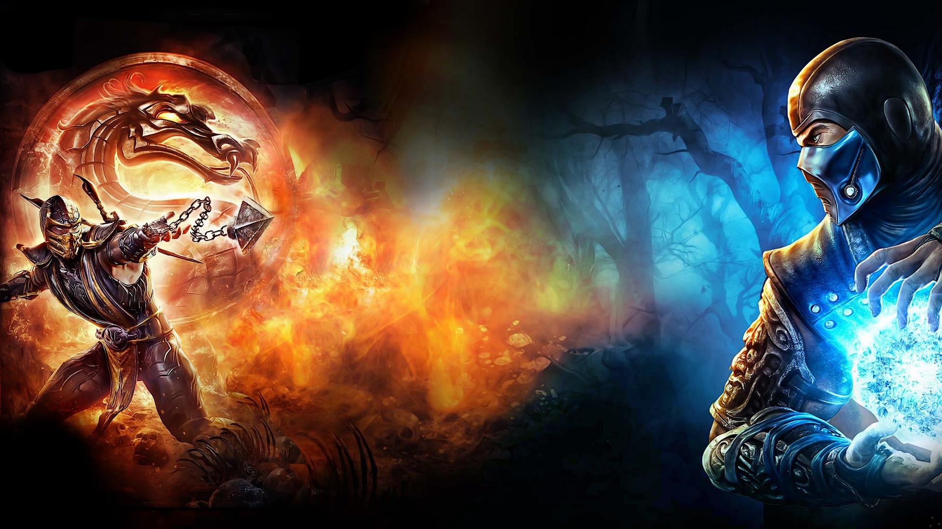Mortal Kombat Characters Wallpapers 70 Pictures