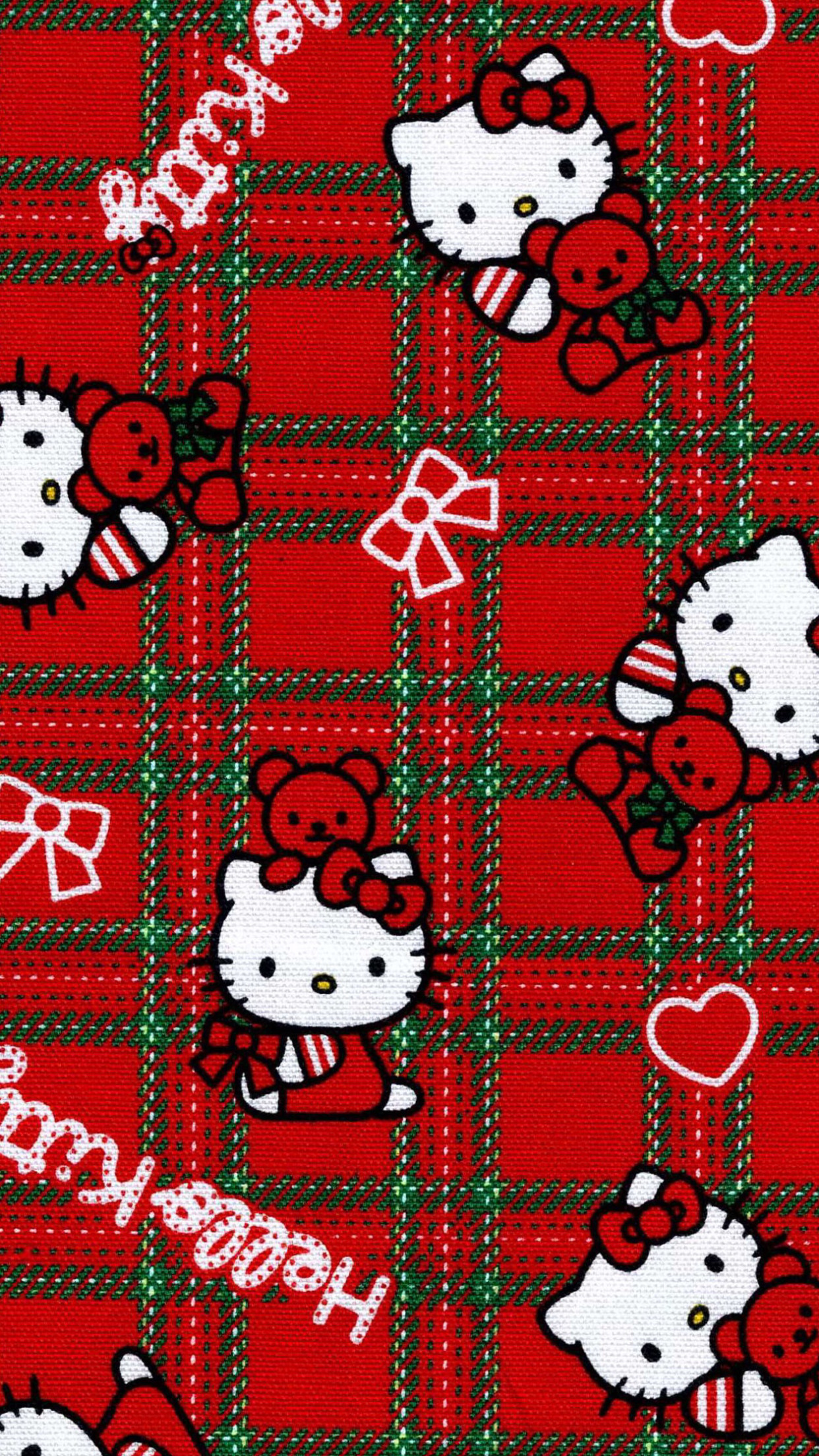 Red Hello Kitty Wallpaper 56 Pictures