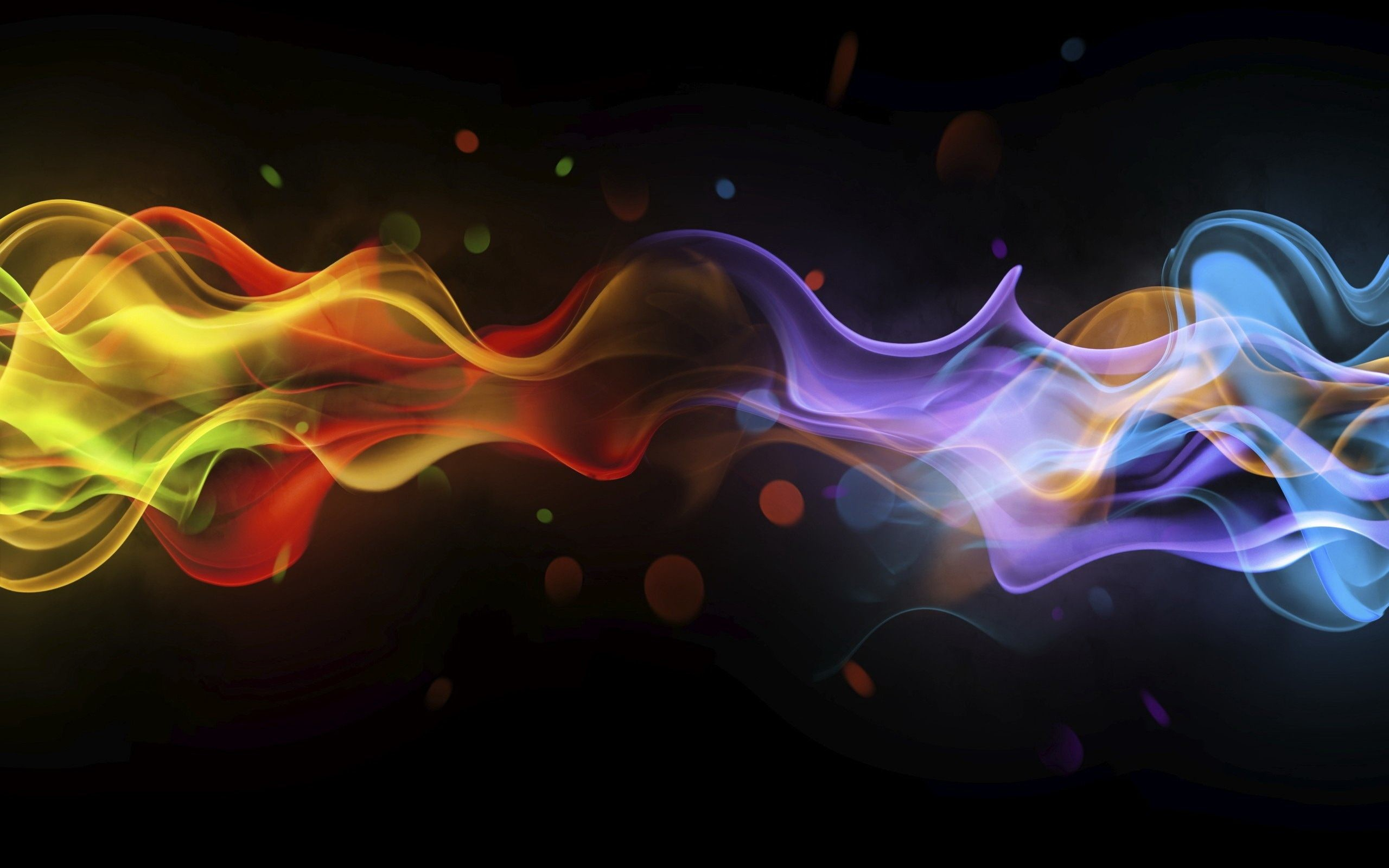 Colorful Smoke Backgrounds (66+ Pictures