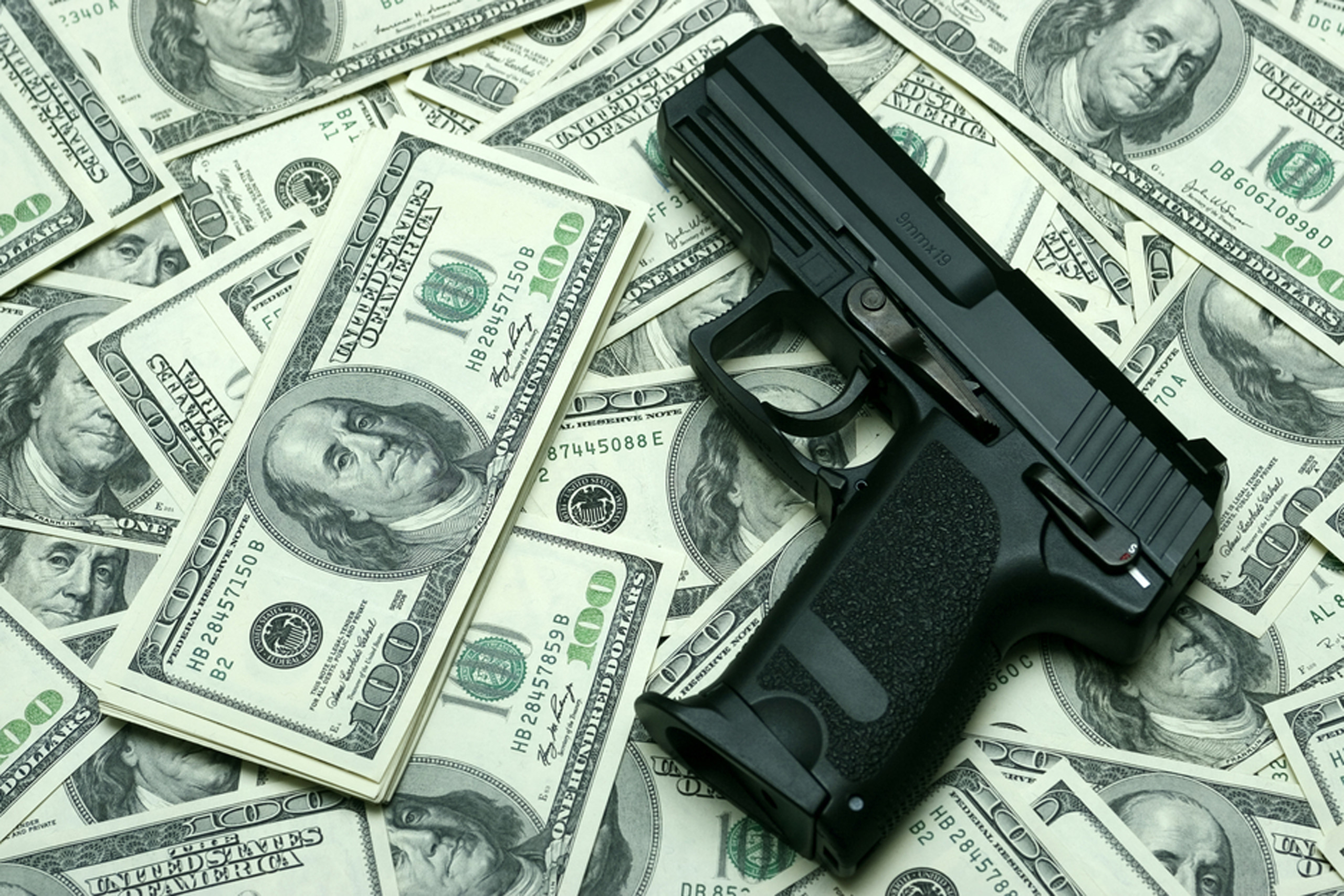 Guns And Money Wallpaper 61 Pictures