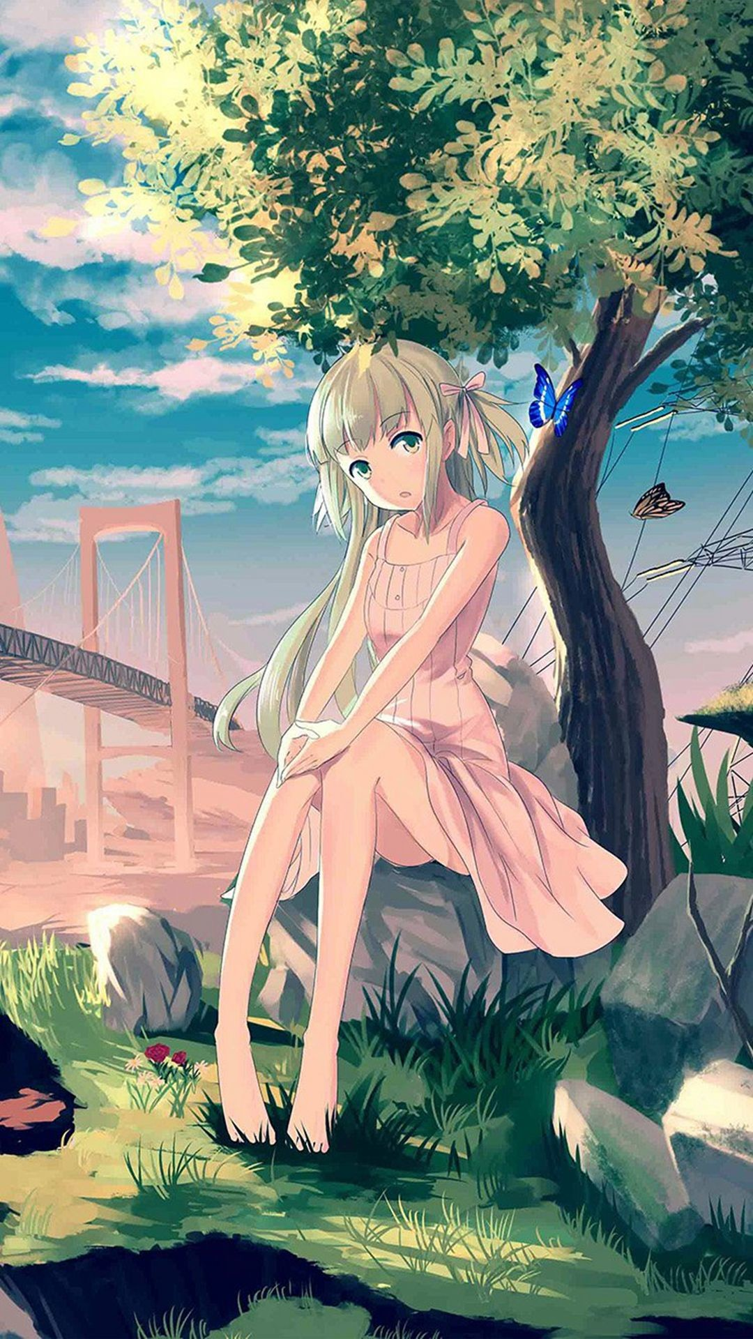 Wallpaper Anime Cute 77 Pictures