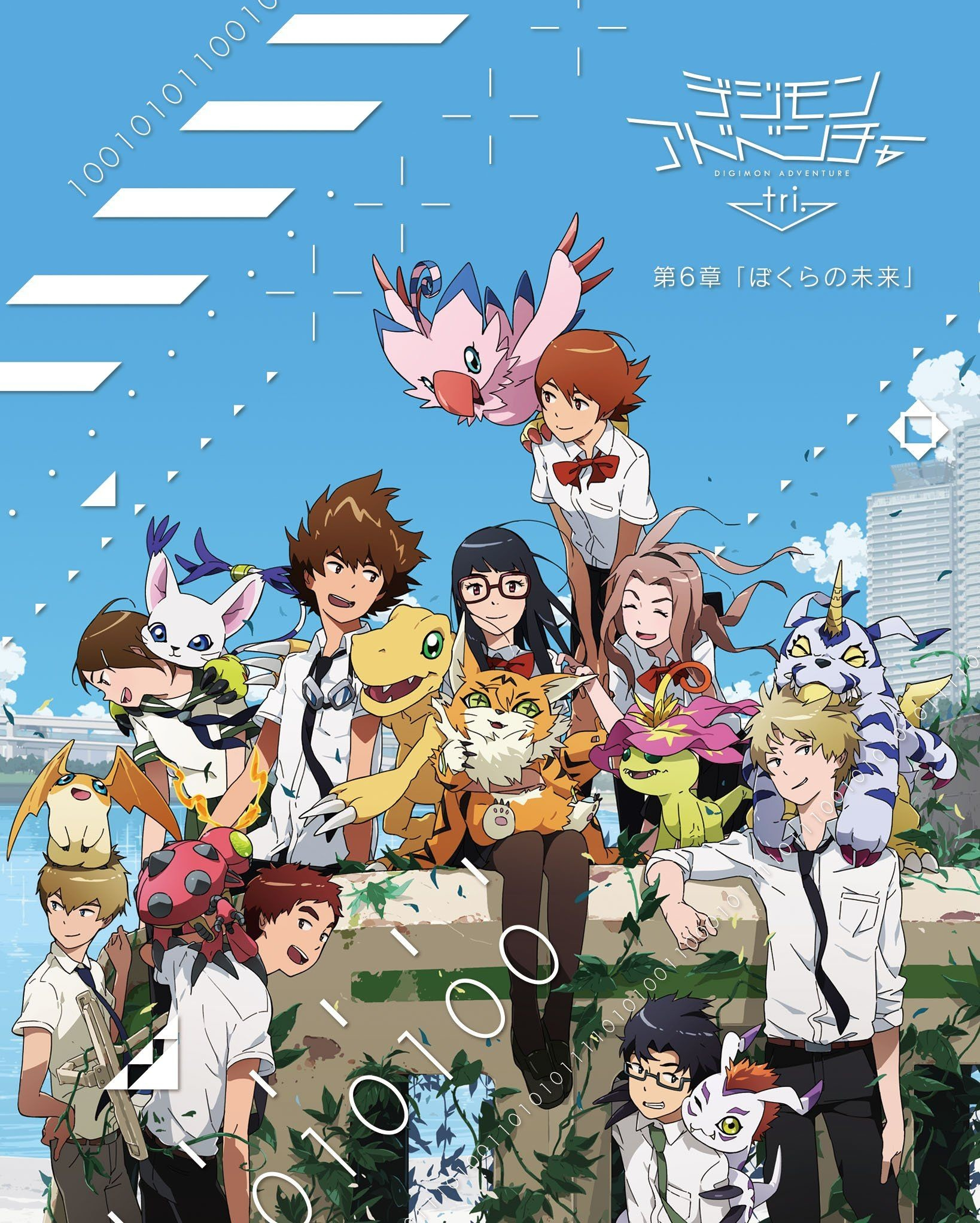 Digimon Tamers Wallpaper (62+ pictures)