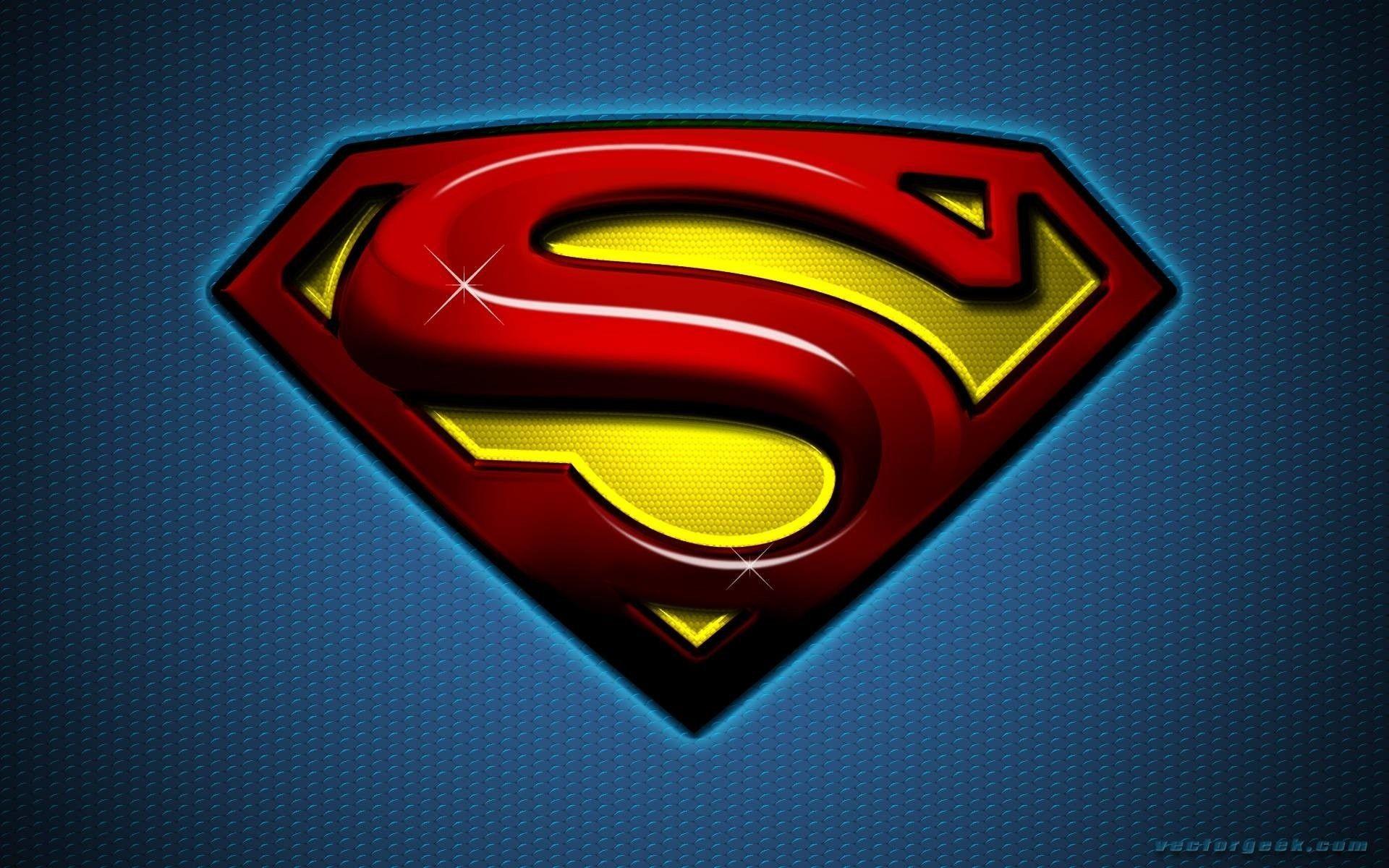 Superman Logo Wallpaper 2018 78 Pictures