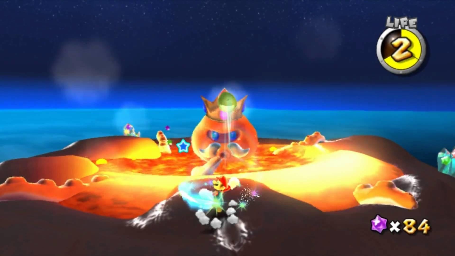 Super Mario Galaxy 2 Wallpaper HD (77+ pictures)