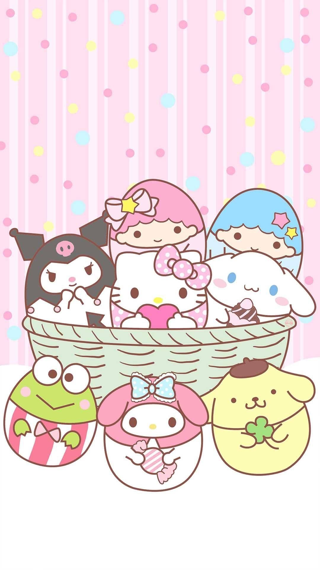 Hello Kitty Easter Wallpaper 66 Pictures