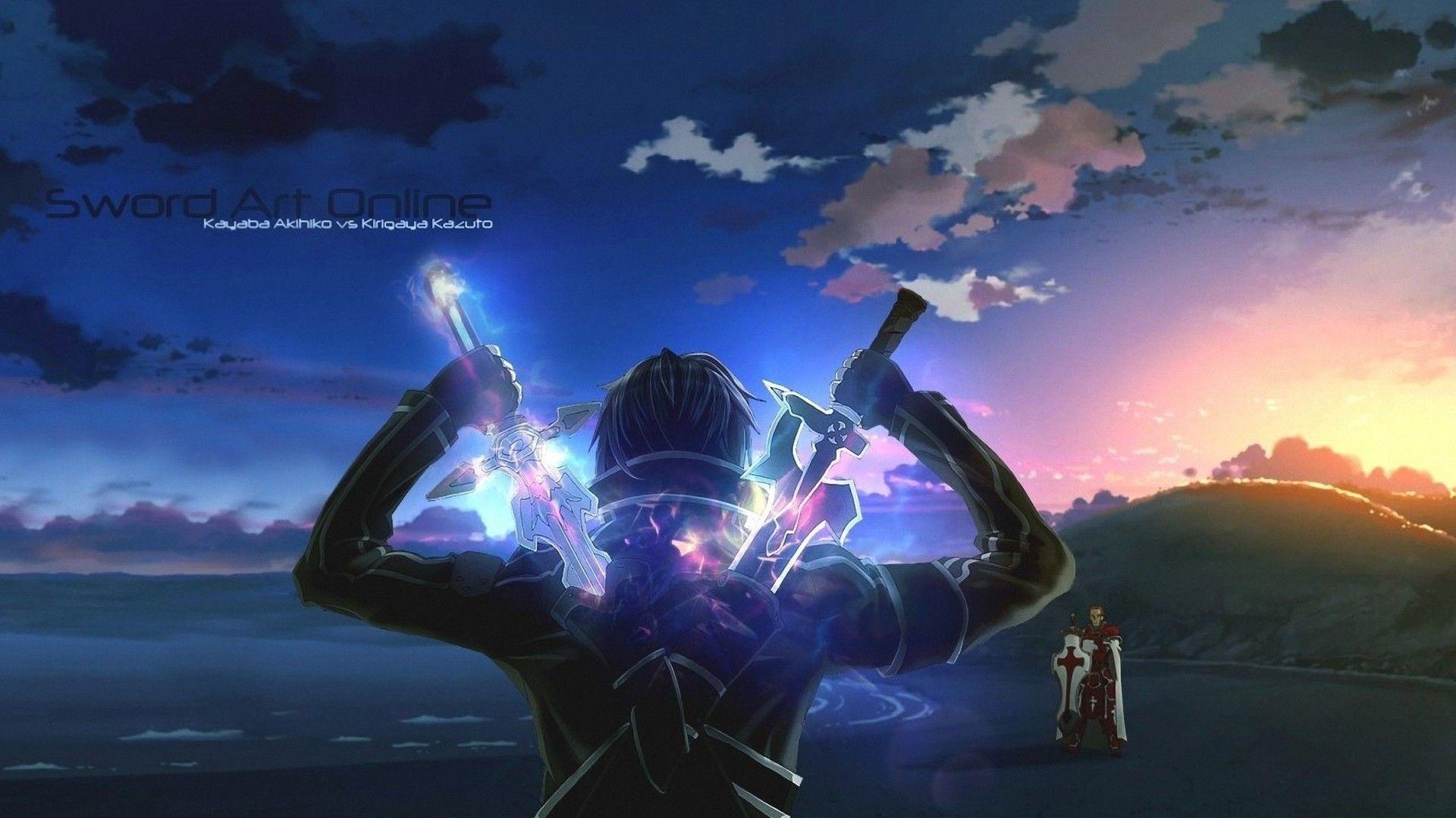 Sword Art Online Wallpapers 83 Pictures