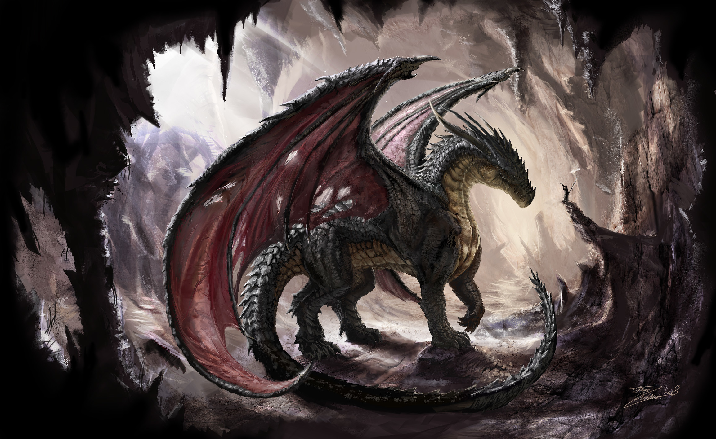 Red Eyes Black Metal Dragon Wallpaper 45 Pictures
