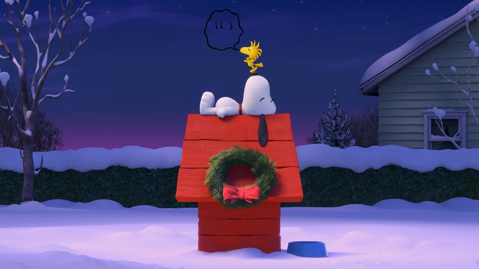 snoopy - Snoopy Christmas Pictures