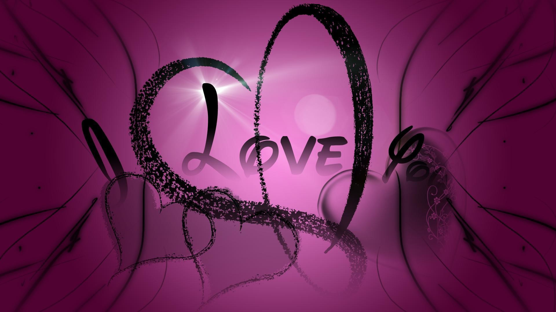 Purple Hearts Wallpaper 54 Pictures