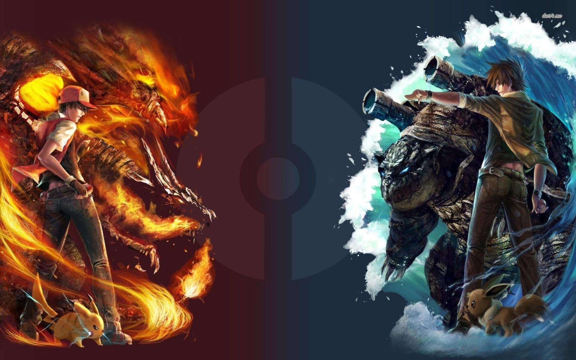Awesome Pokemon Wallpaper (60+ pictures)