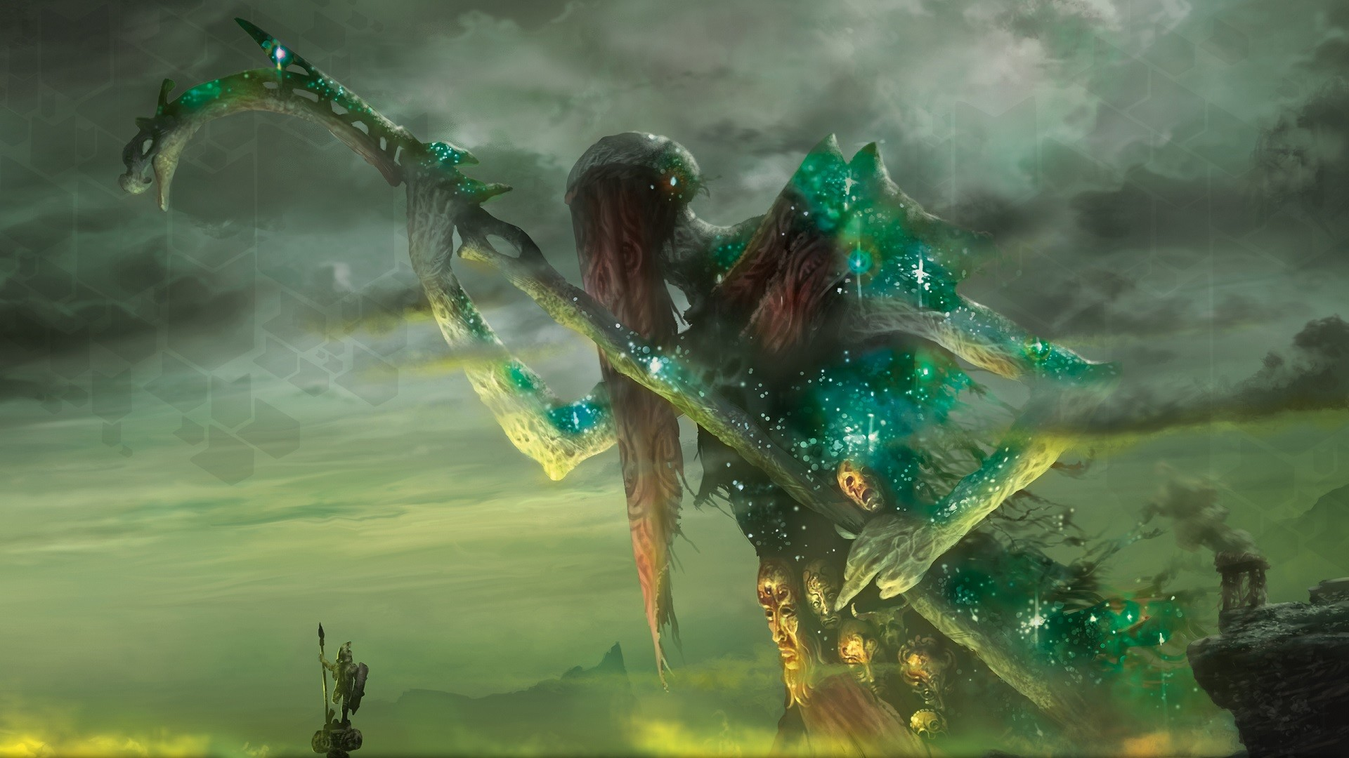 Magic The Gathering Wallpaper Land 82 Pictures