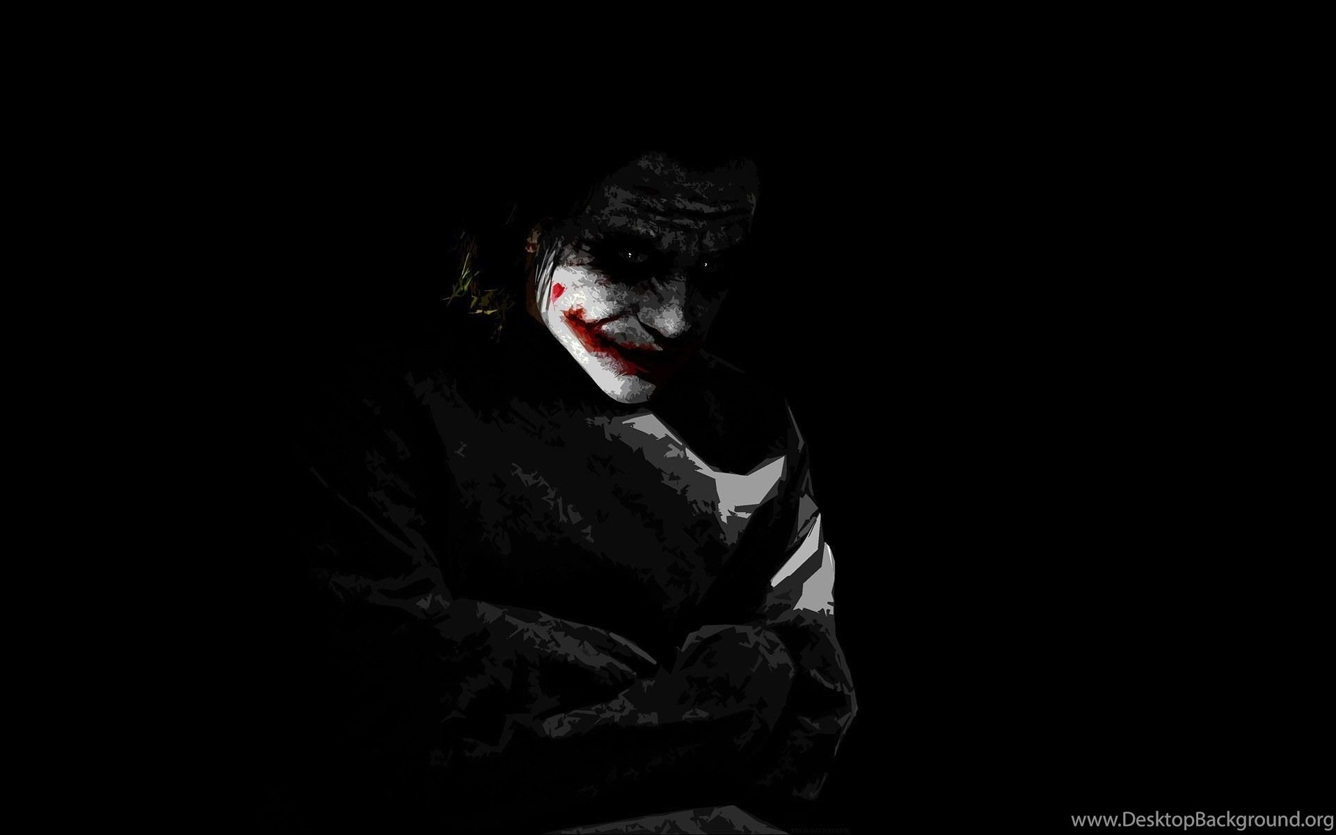 The Joker Desktop Background 82 Pictures