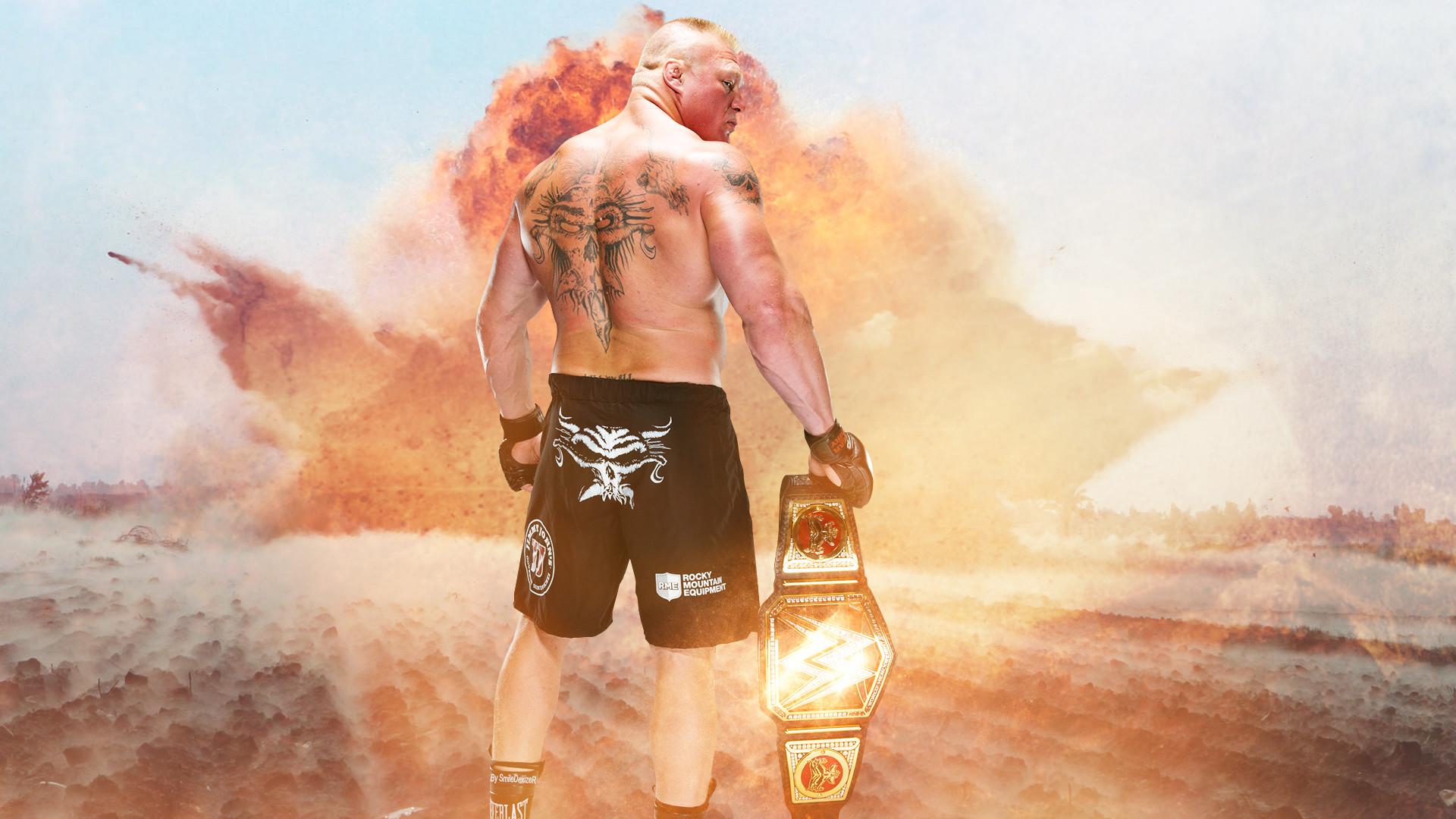WWE Brock Lesnar 2018 Wallpaper (80+ pictures)