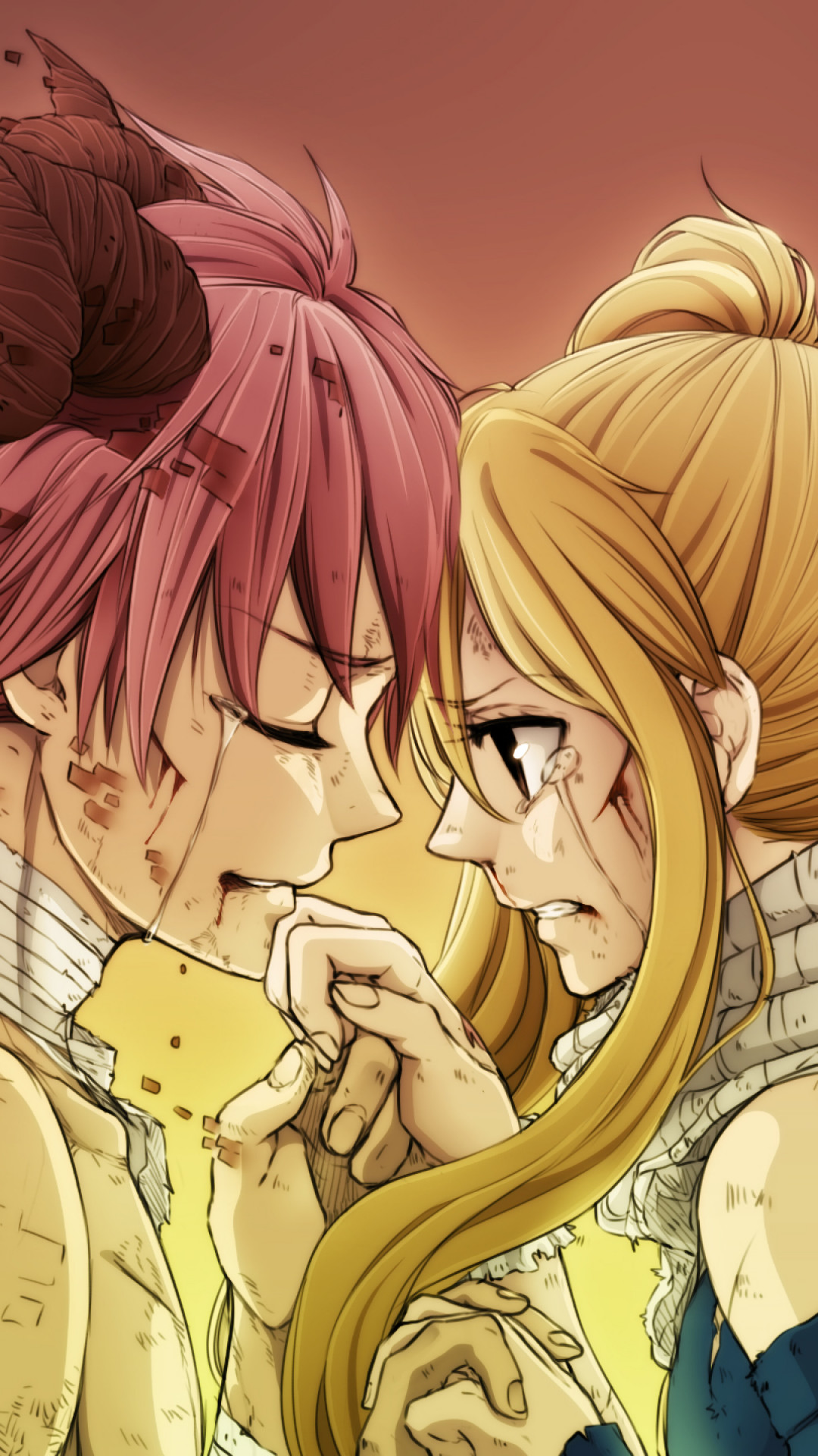 Natsu And Lucy Wallpapers 75 Pictures