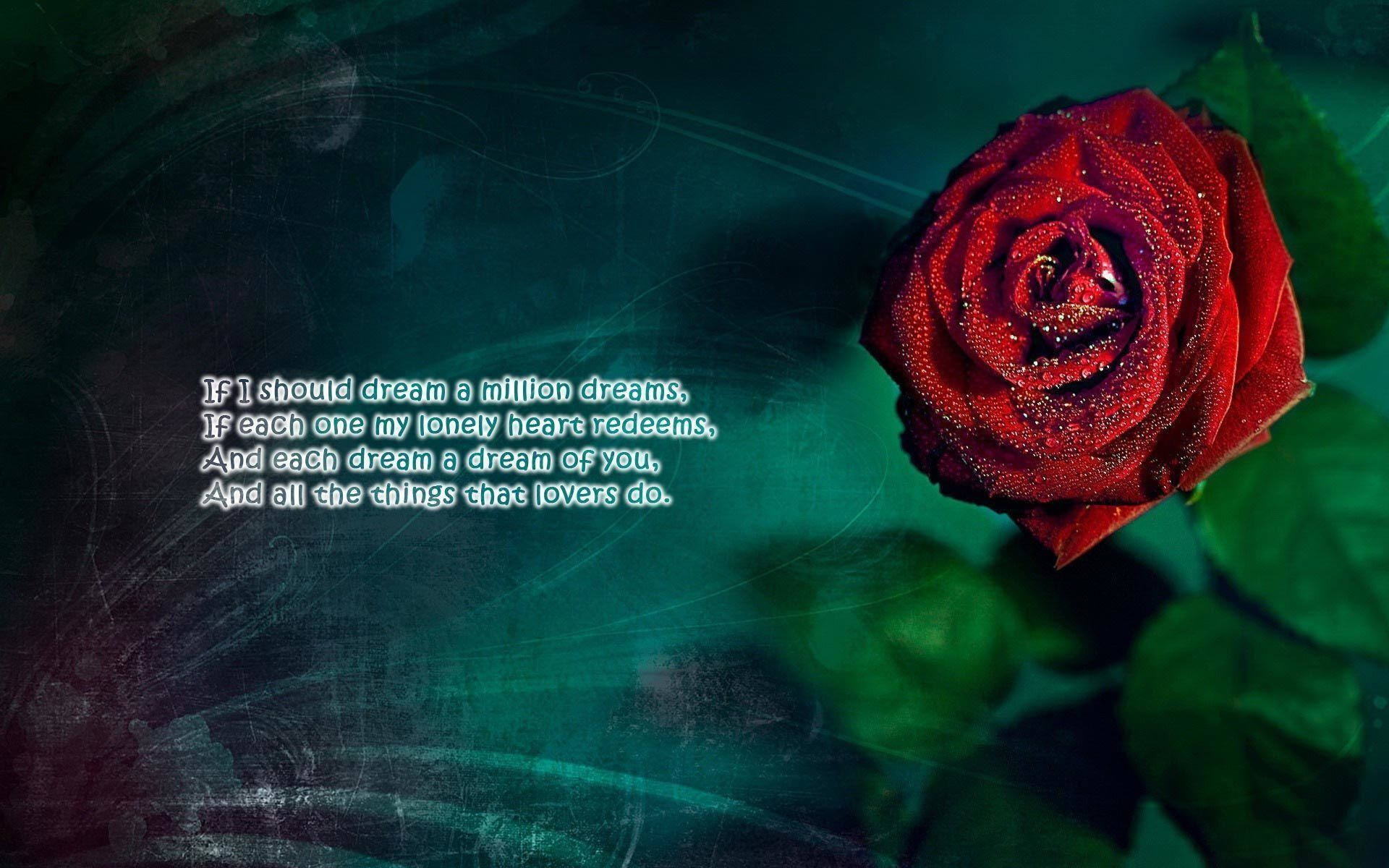 Love Poems Wallpapers (48+ Pictures