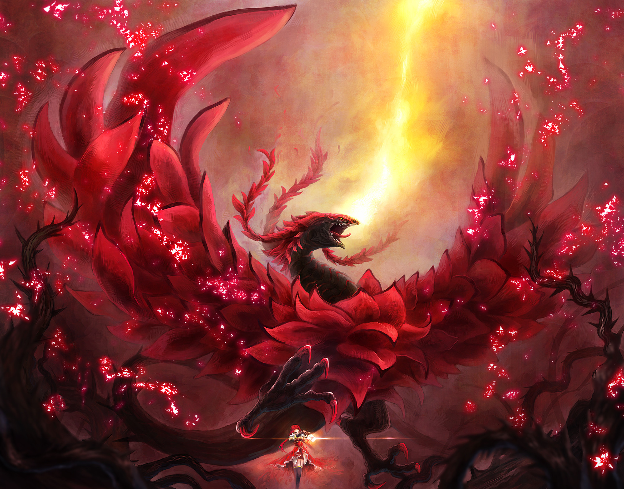 Yugioh Slifer The Sky Dragon Wallpaper (46+ Pictures