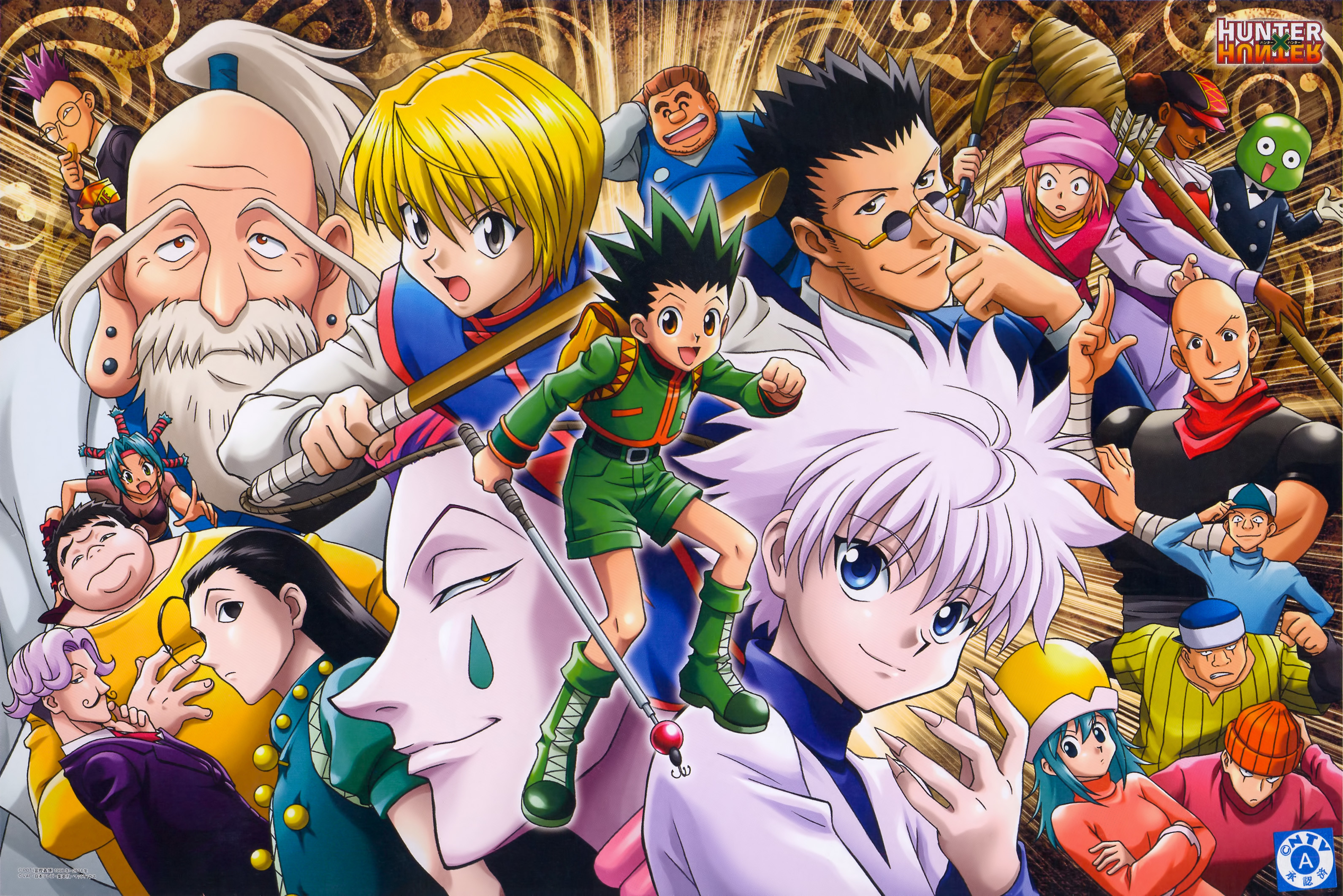 Hunter X Hunter Wallpapers 71 Pictures