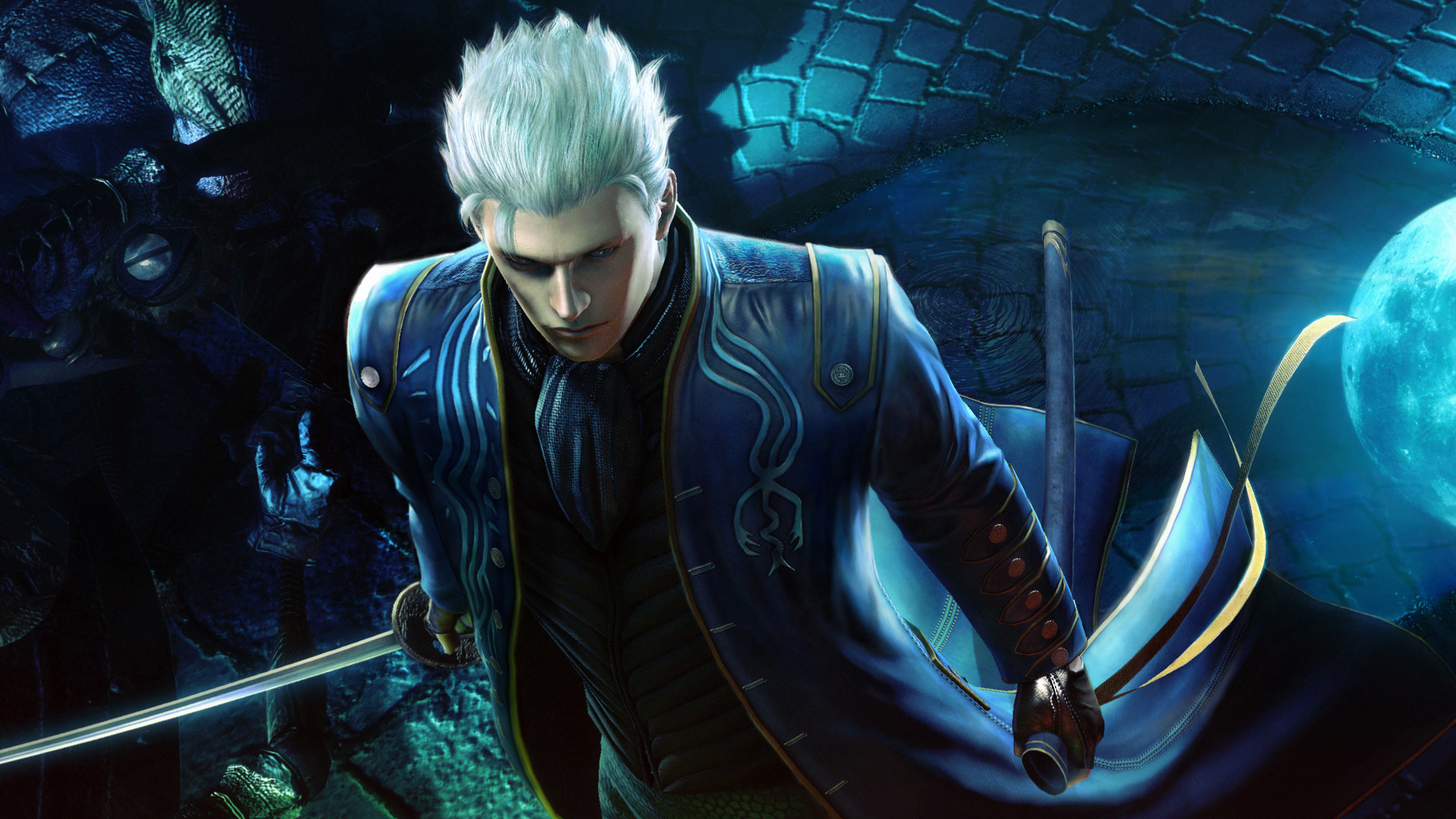 Devil May Cry 4 Wallpaper (73+ Pictures