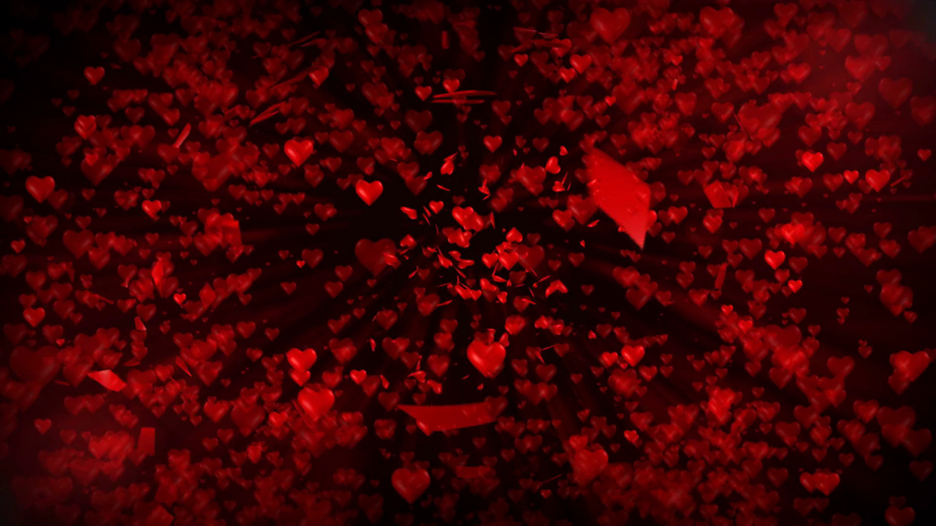 Red Heart Backgrounds 50 Pictures