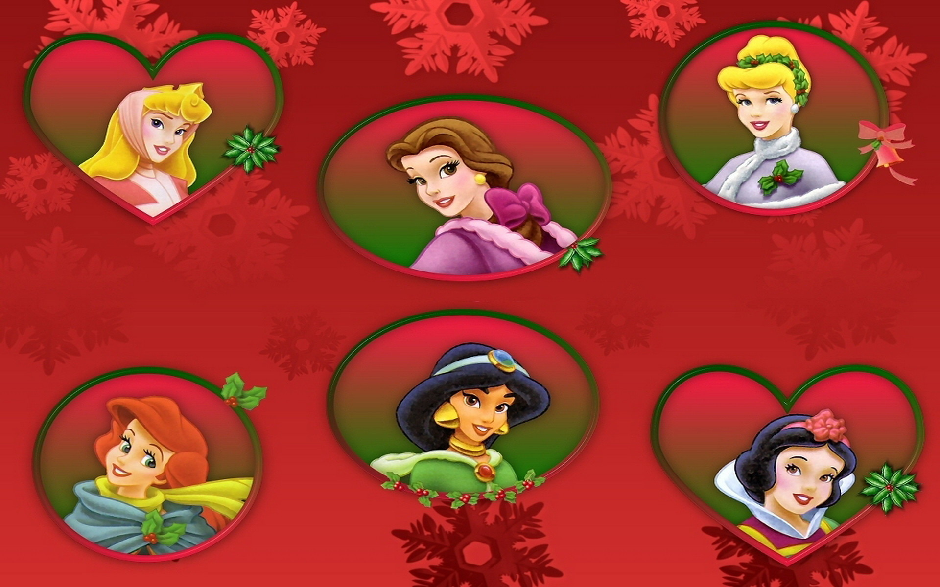1920x1200 Disney Princess Wallpaper
