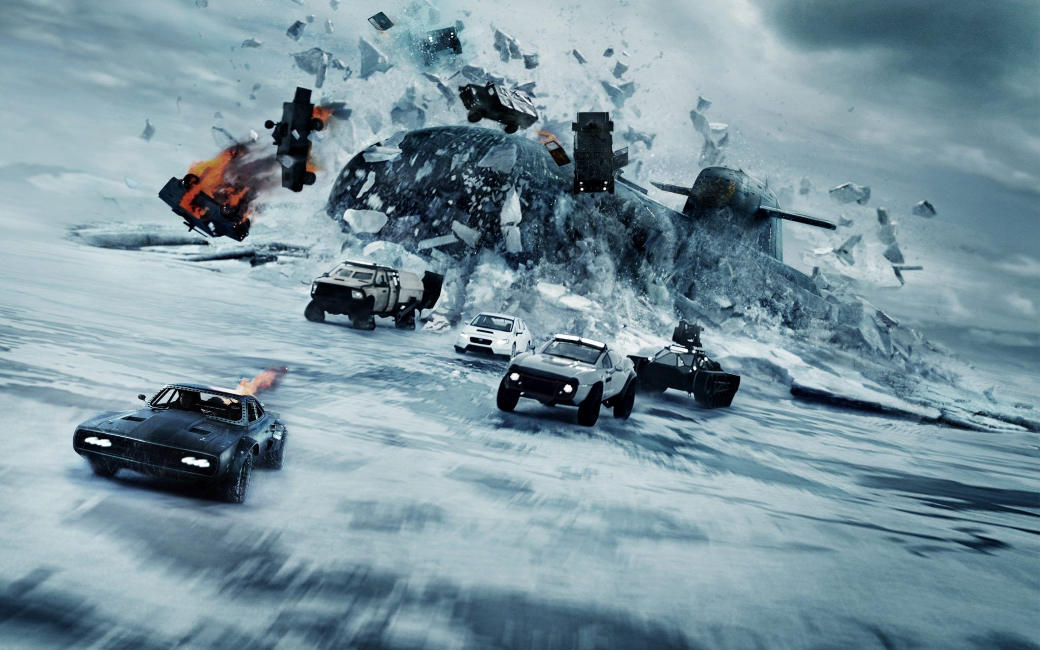The Fast and the Furious 8 Wallpapers (75+ pictures)