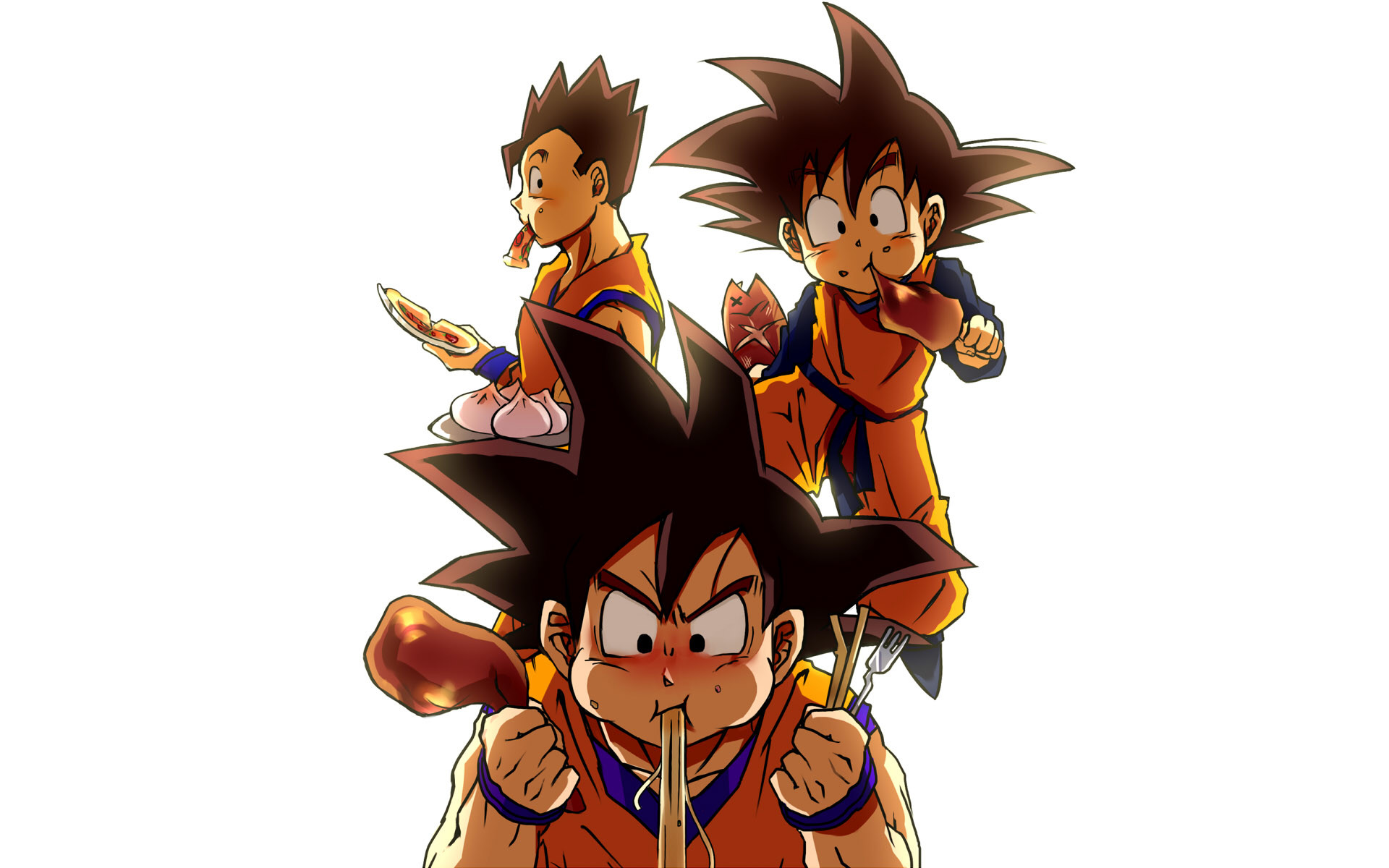 Goten Wallpaper 59 Pictures