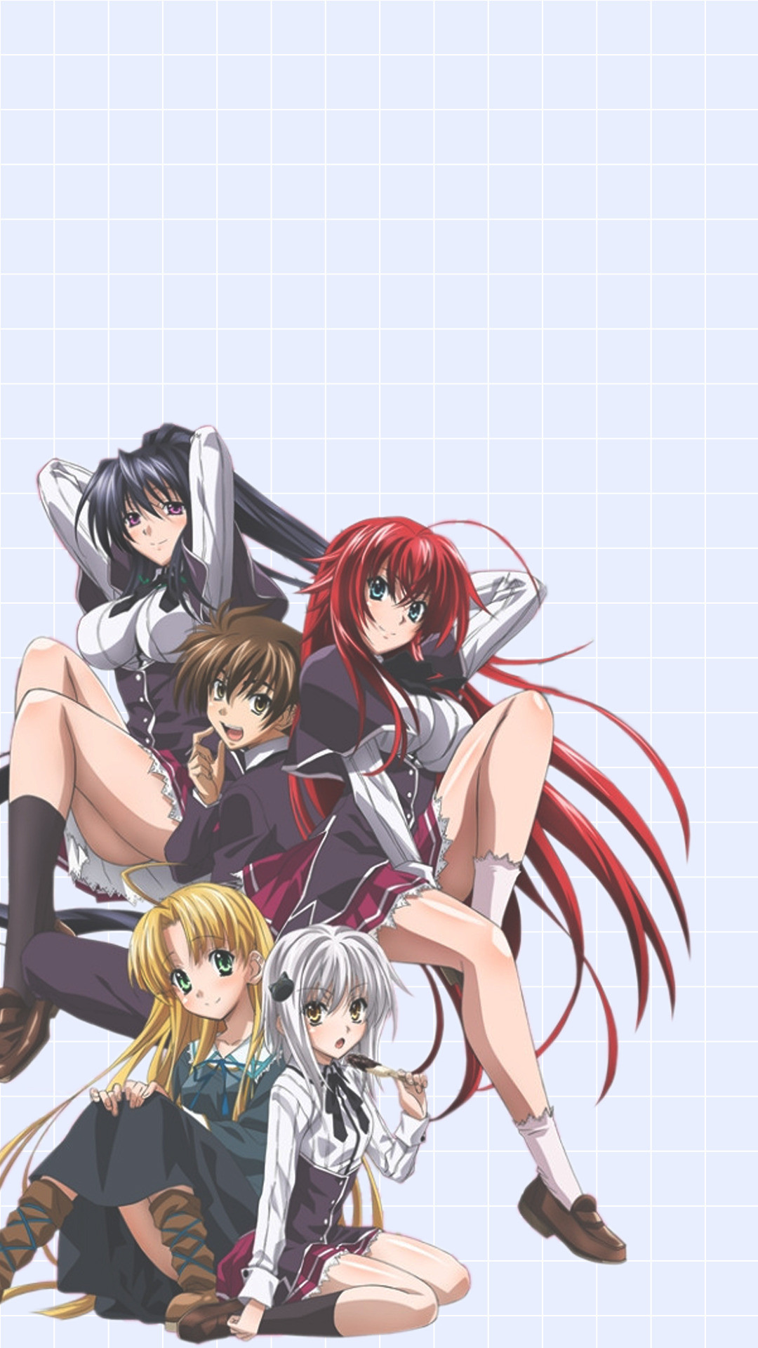 High School Dxd Wallpapers (71+ pictures)