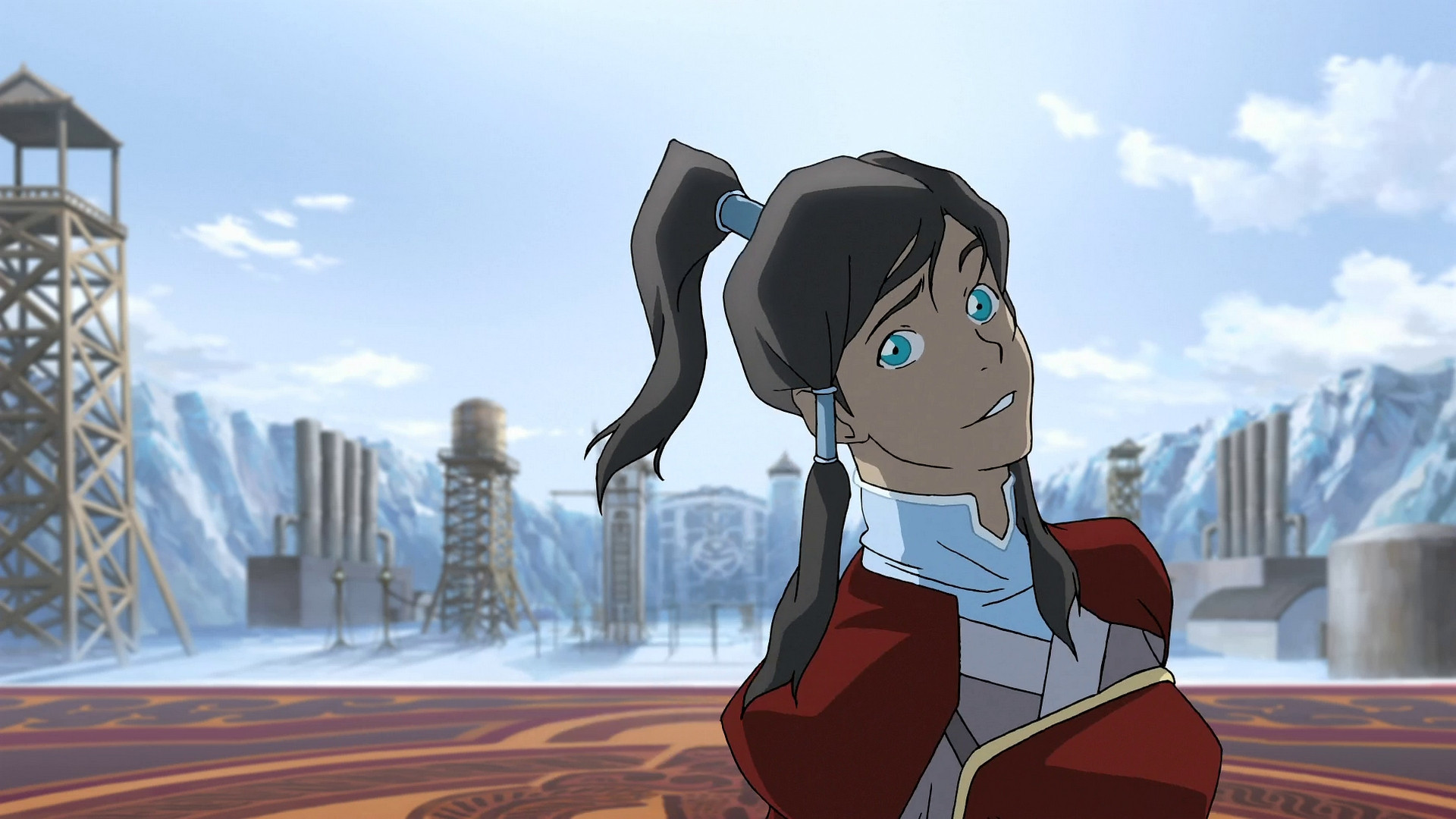 The Legend of Korra Wallpapers (75+ pictures)
