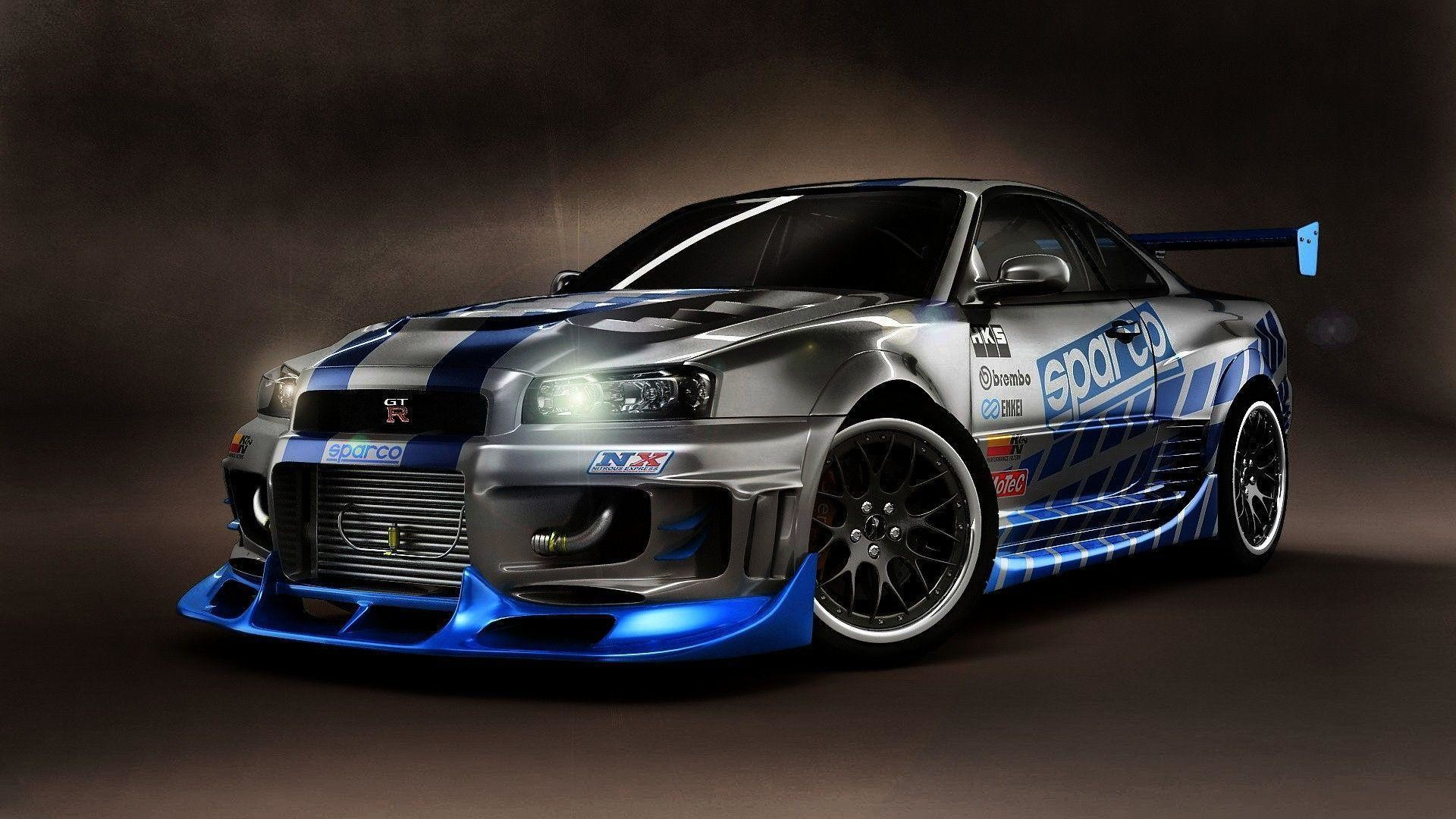 Skyline Gtr R34 Wallpaper 63 Pictures