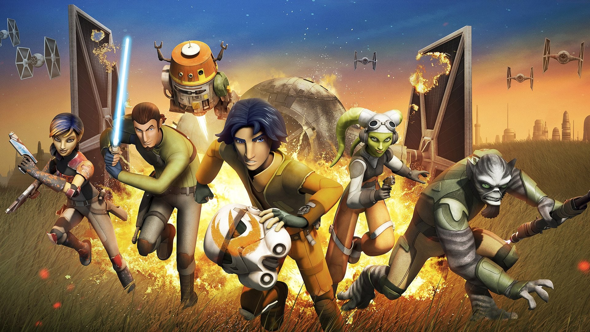 Star Wars Rebels Hd Wallpapers 84 Pictures