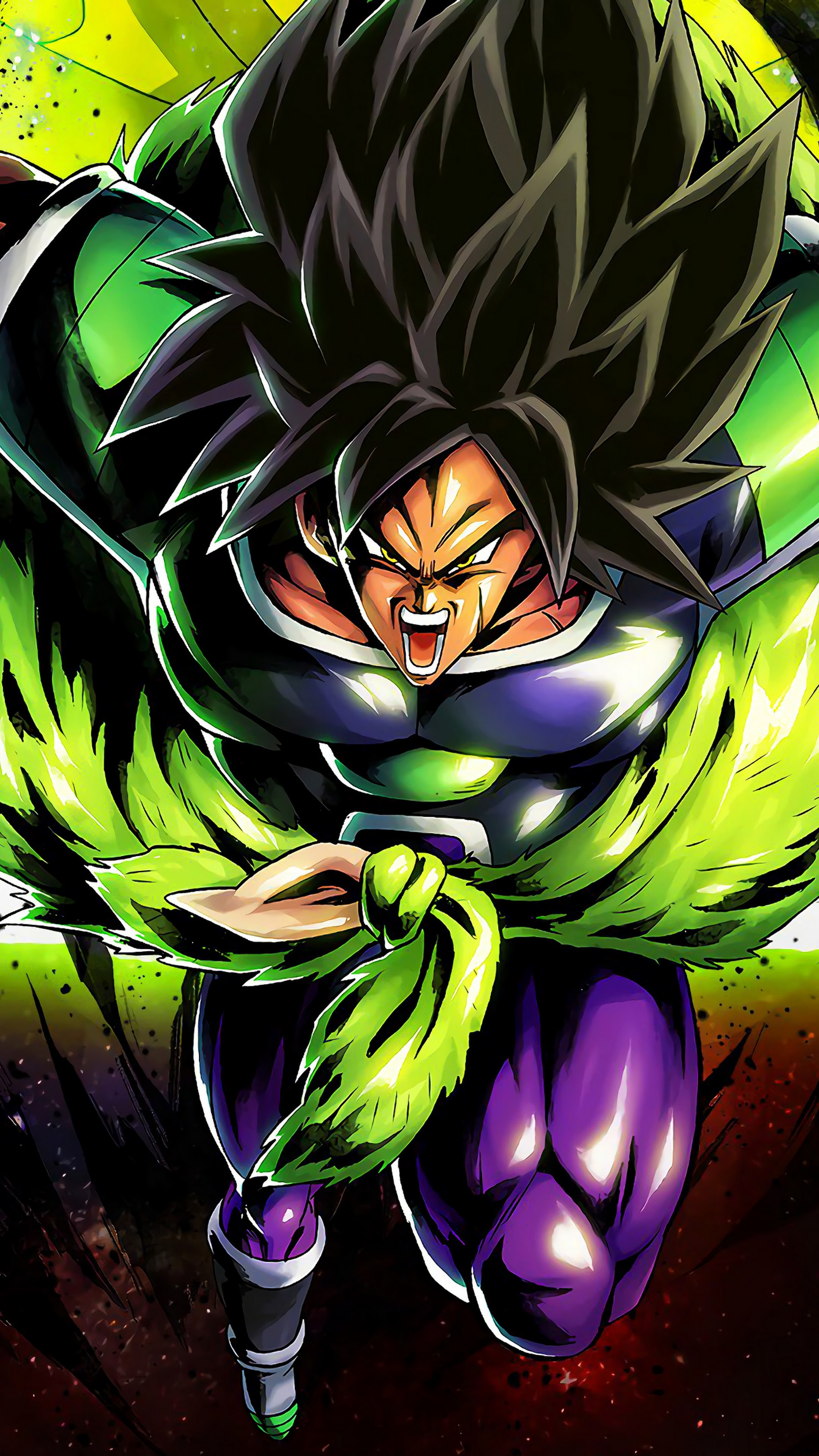 Broly Wallpapers (66+ pictures)