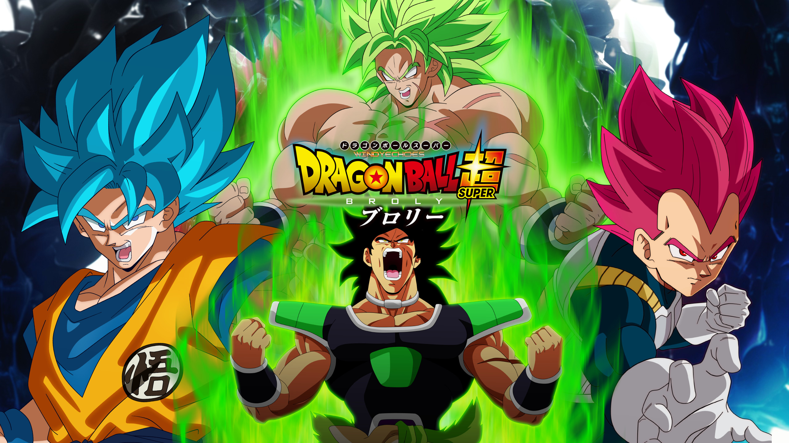 Broly Wallpapers 66 Pictures