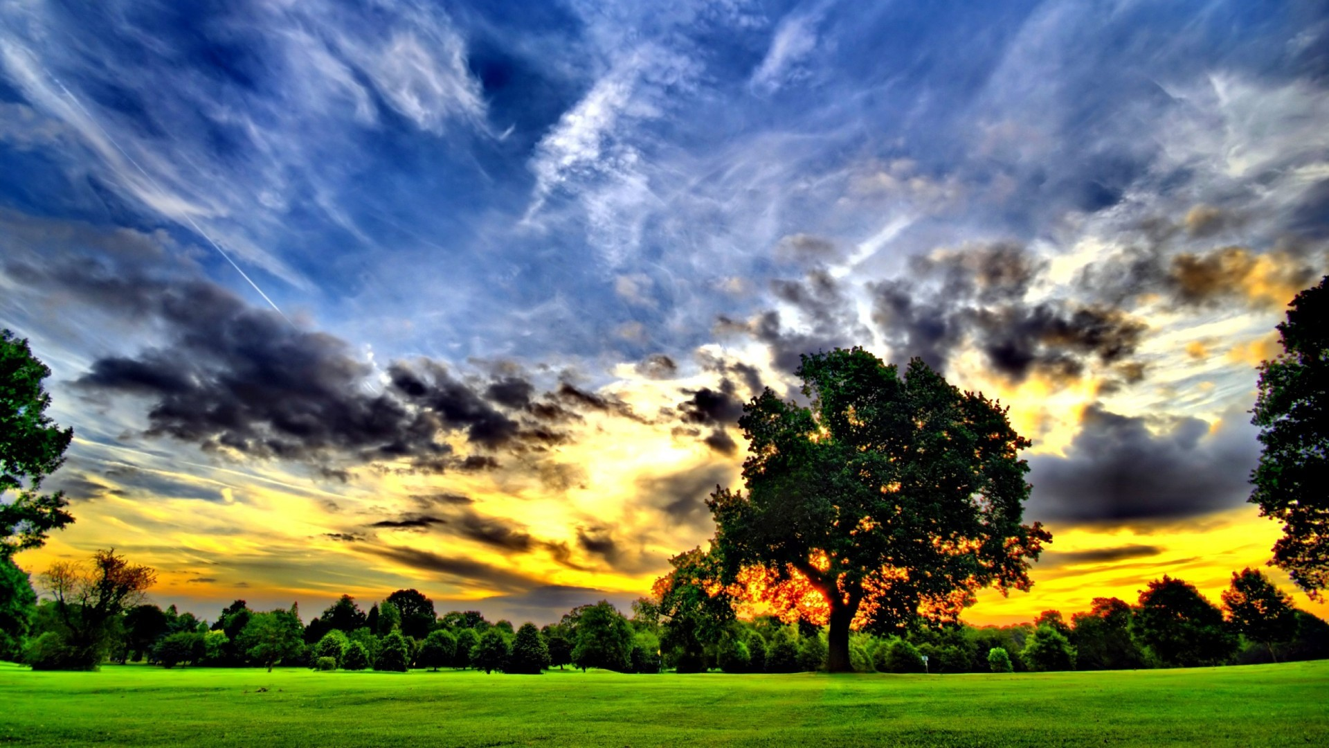 Colorful Nature Wallpapers (74+ Pictures