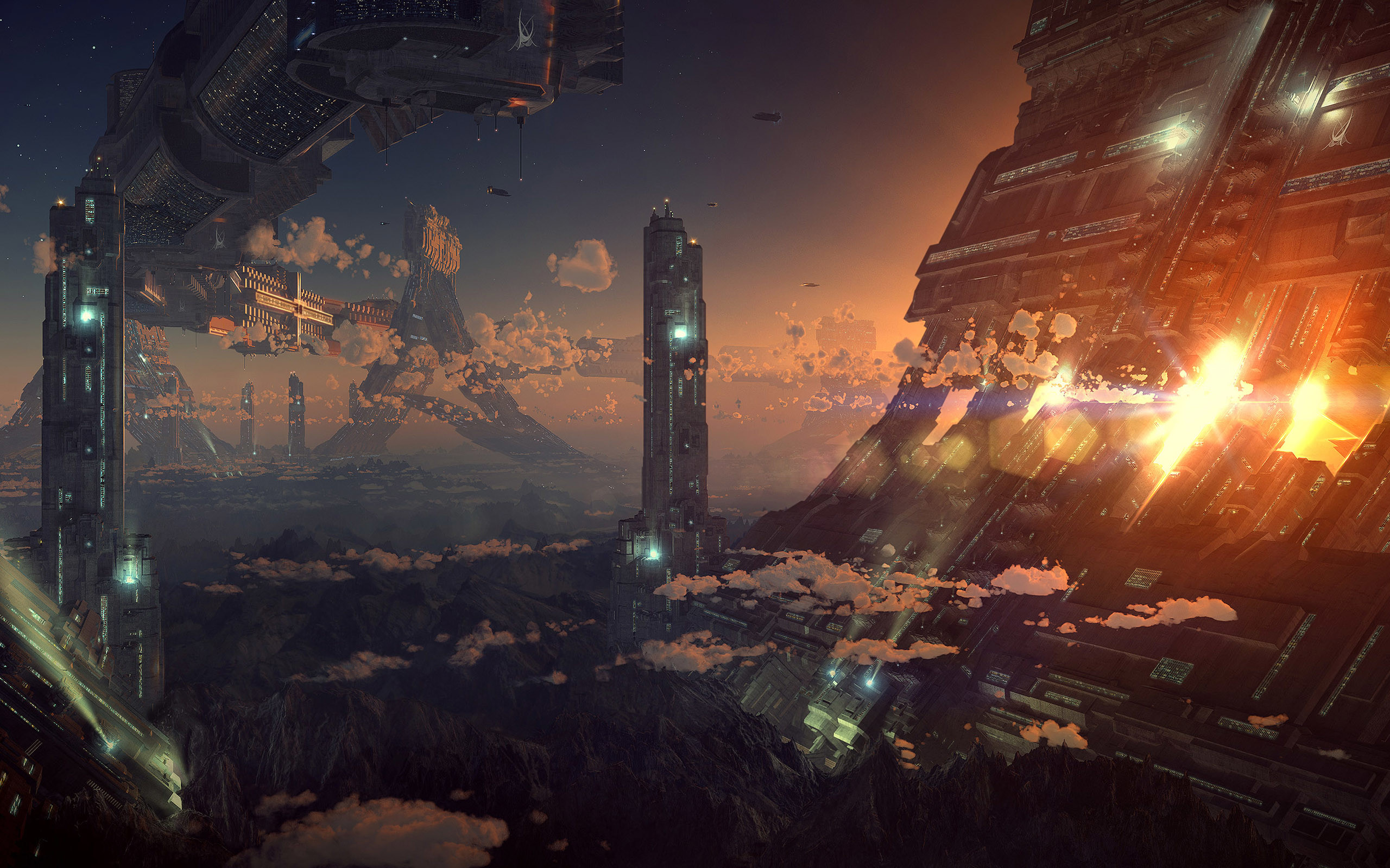 Science Fiction Wallpaper 80 Pictures