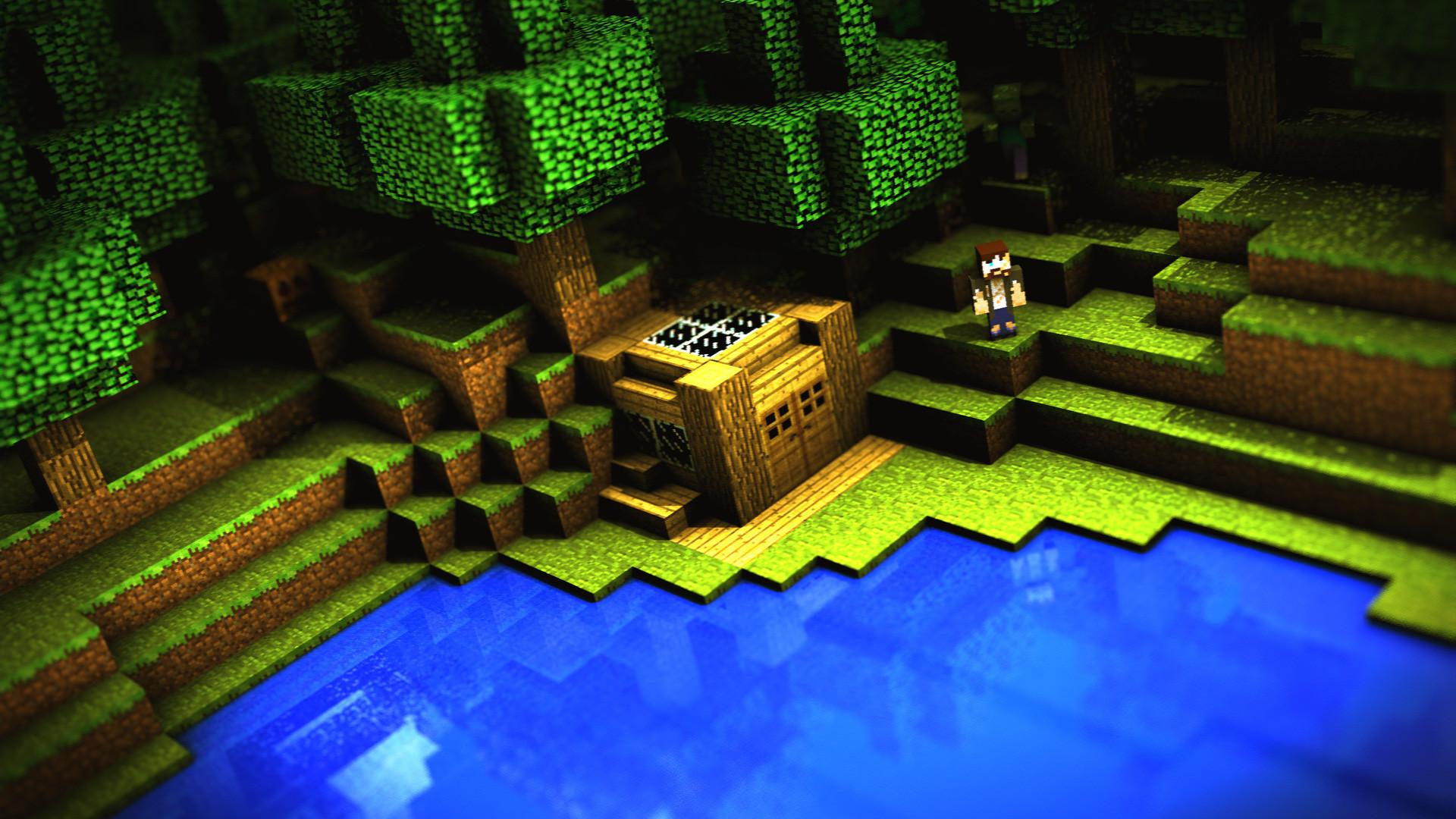 Desktop Wallpaper Minecraft 87 Pictures