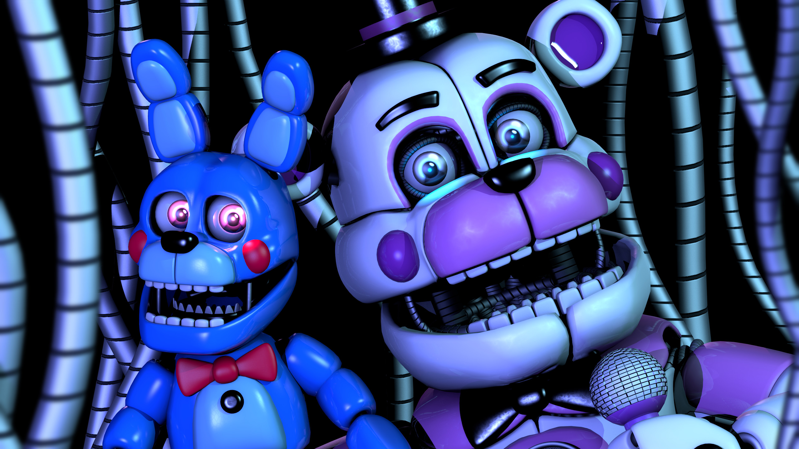 Five Nights at Freddys Wallpapers (81+ pictures)