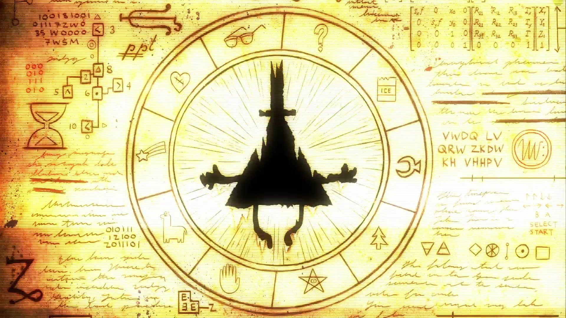 Bill Cipher Wallpapers 76 Pictures