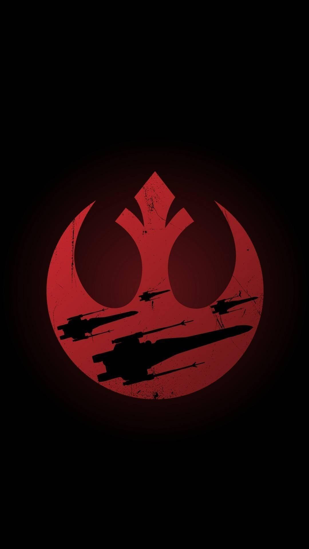 wars uppers pin star rebel