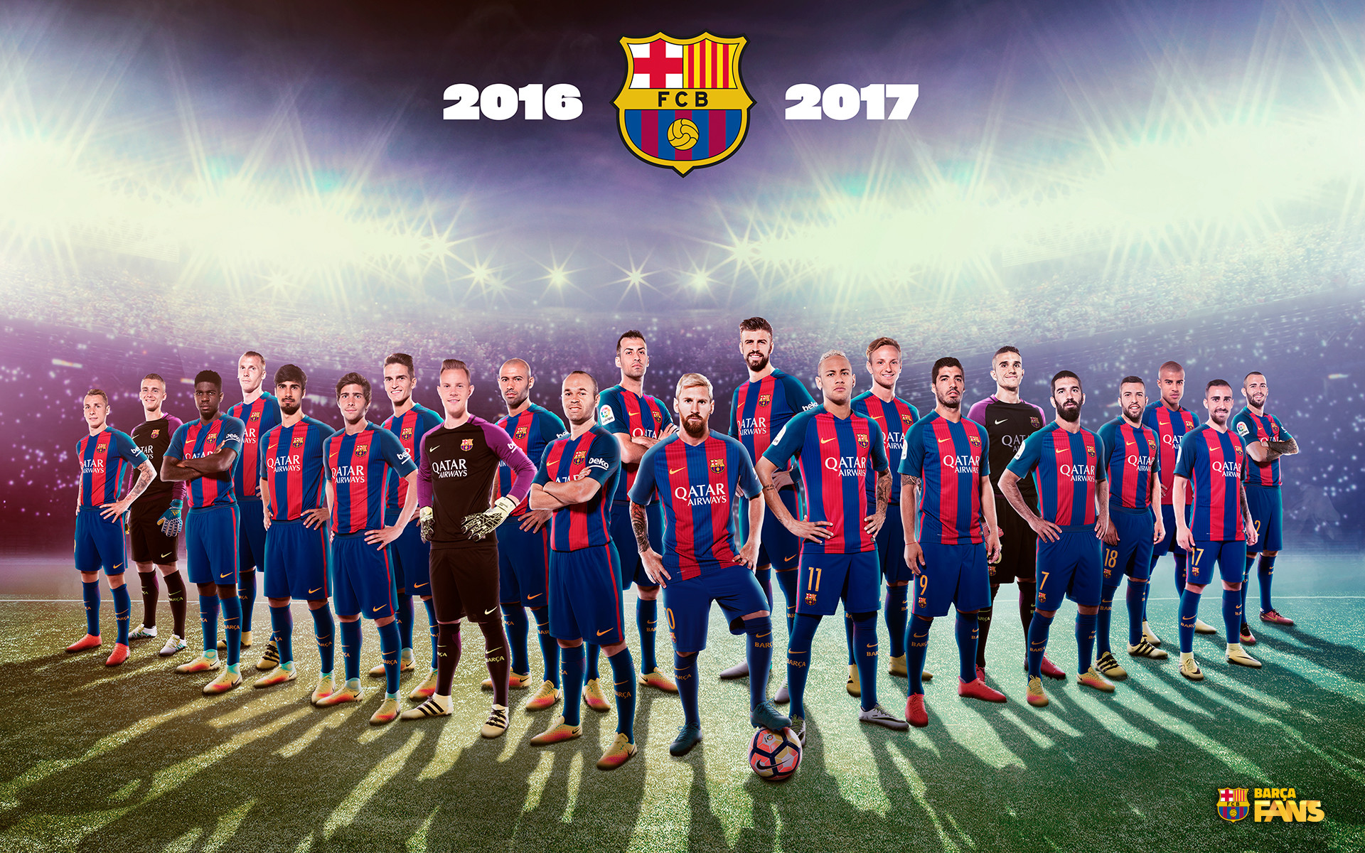 Fc Barcelona 2018 Wallpaper 70 Pictures