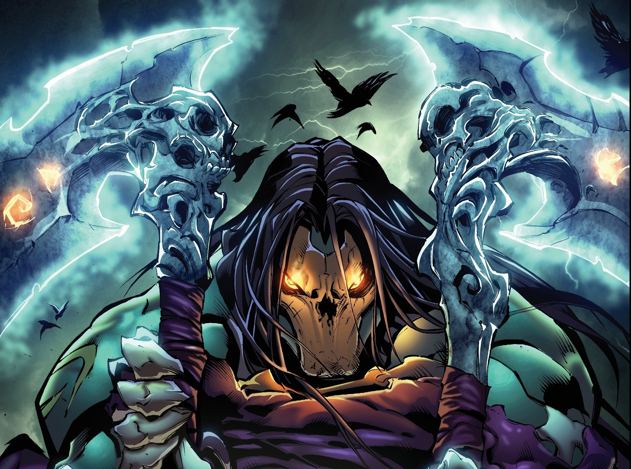 Darksiders Background 85 Pictures