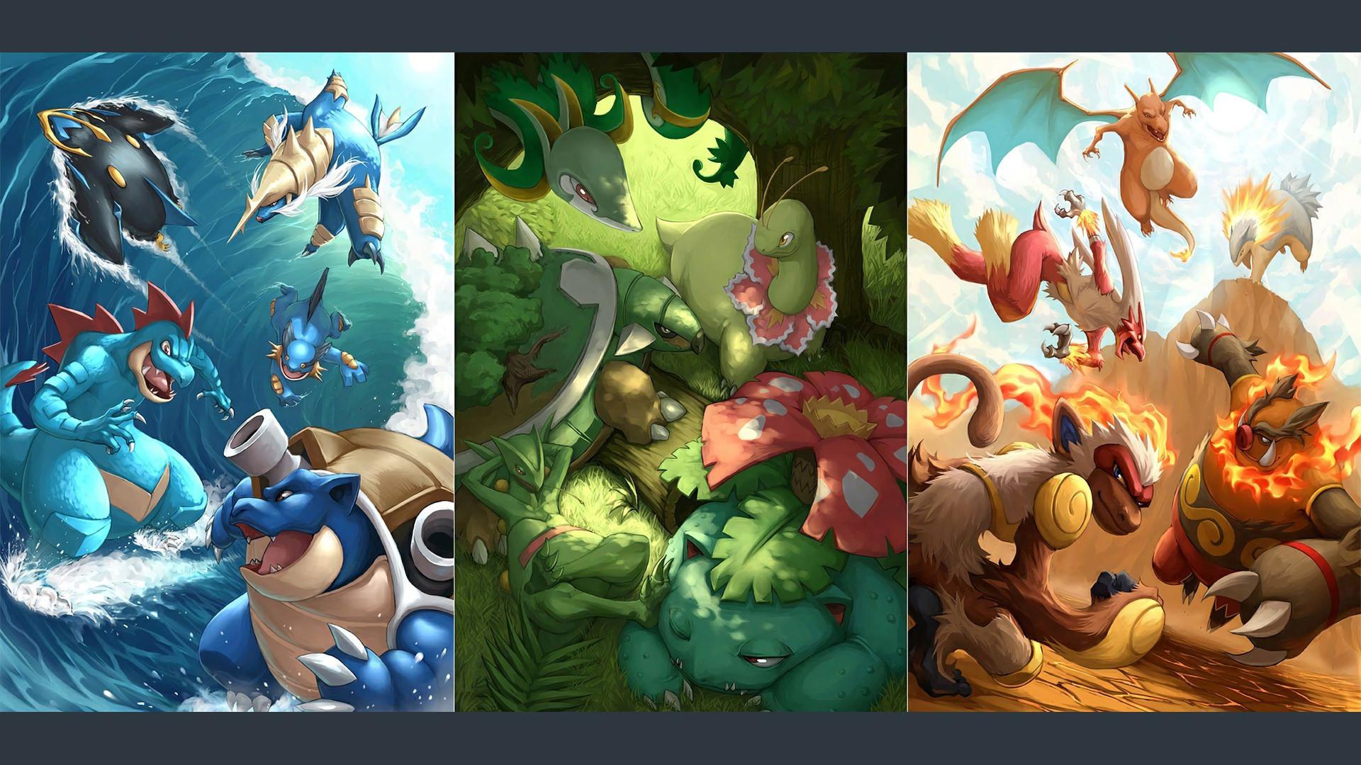 Epic Pokemon Wallpaper 61 Pictures