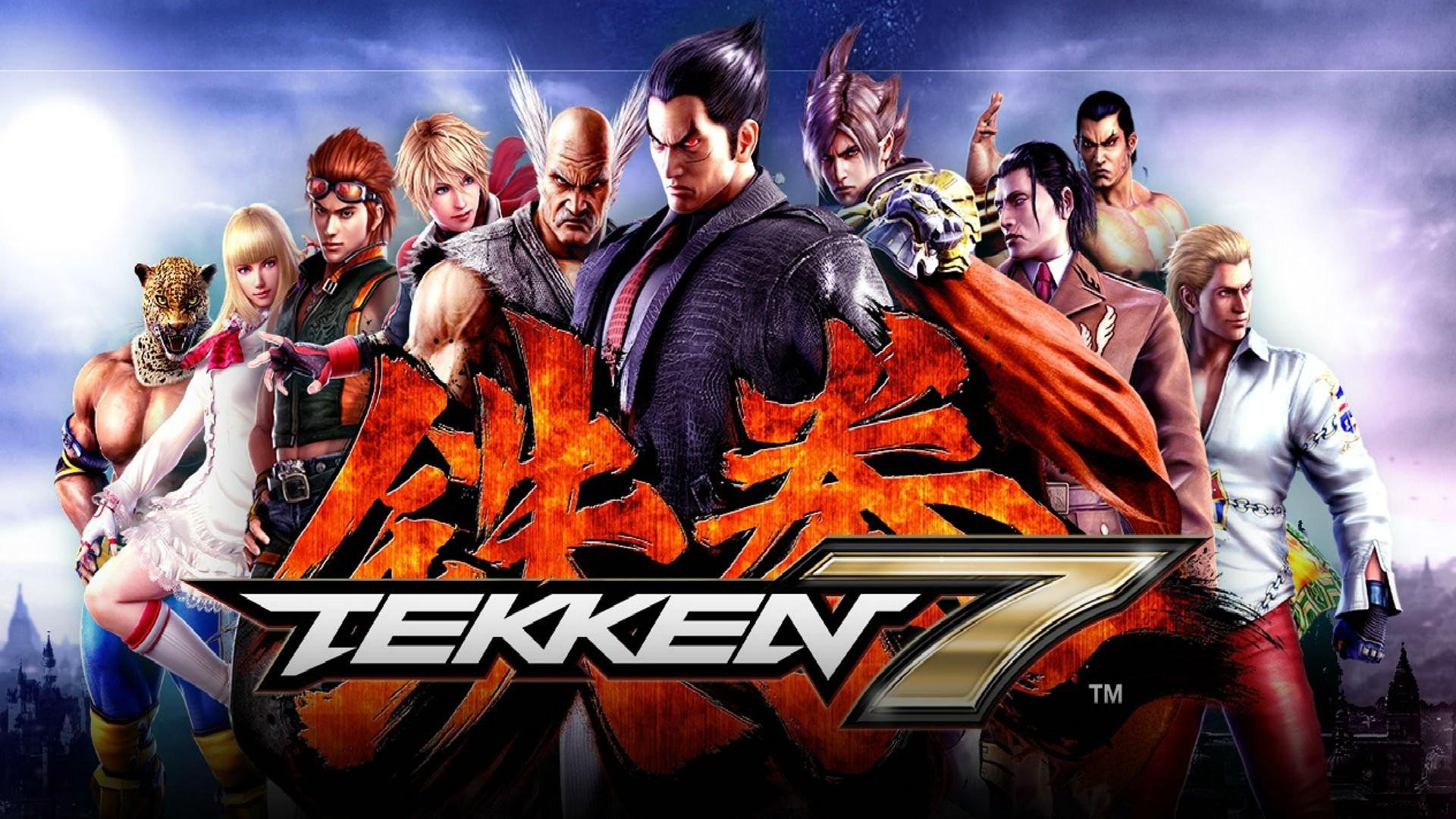 Tekken 7 Wallpapers 75 Pictures