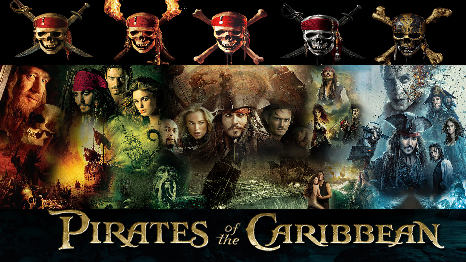 Pirates Of The Caribbean Wallpapers 76 Pictures