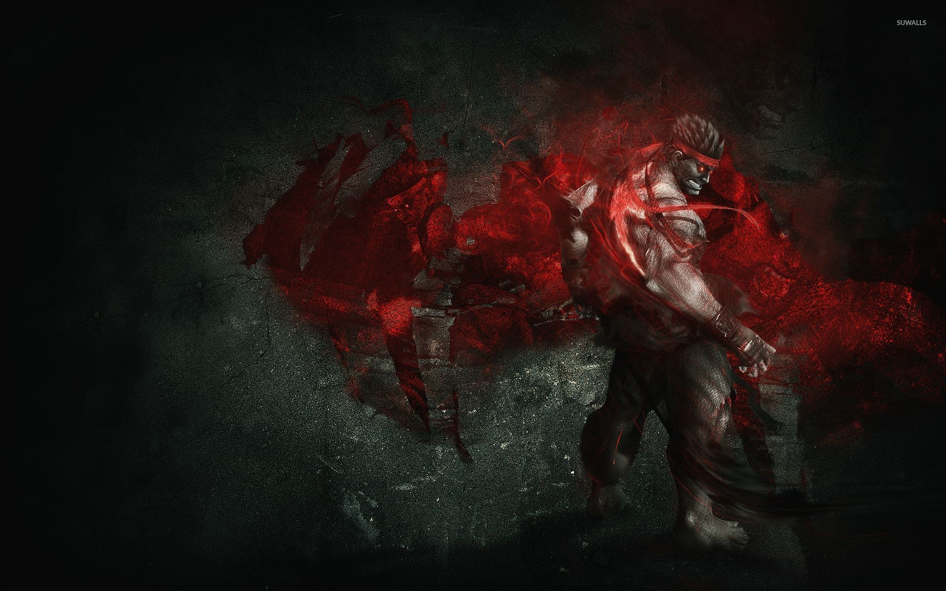 Evil Ryu Wallpaper 69 Pictures